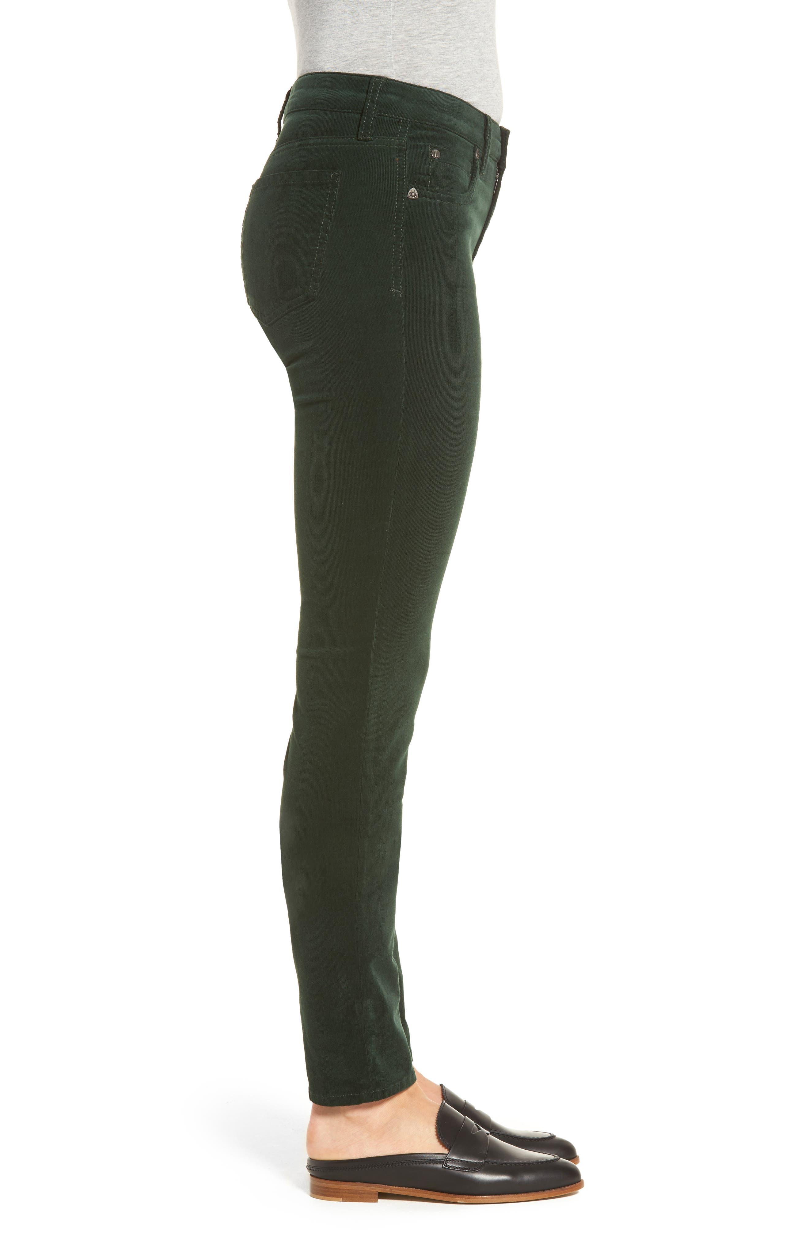 Alternate Image 3  - KUT from the Kloth Diana Stretch Corduroy Skinny Pants (Regular & Petite)