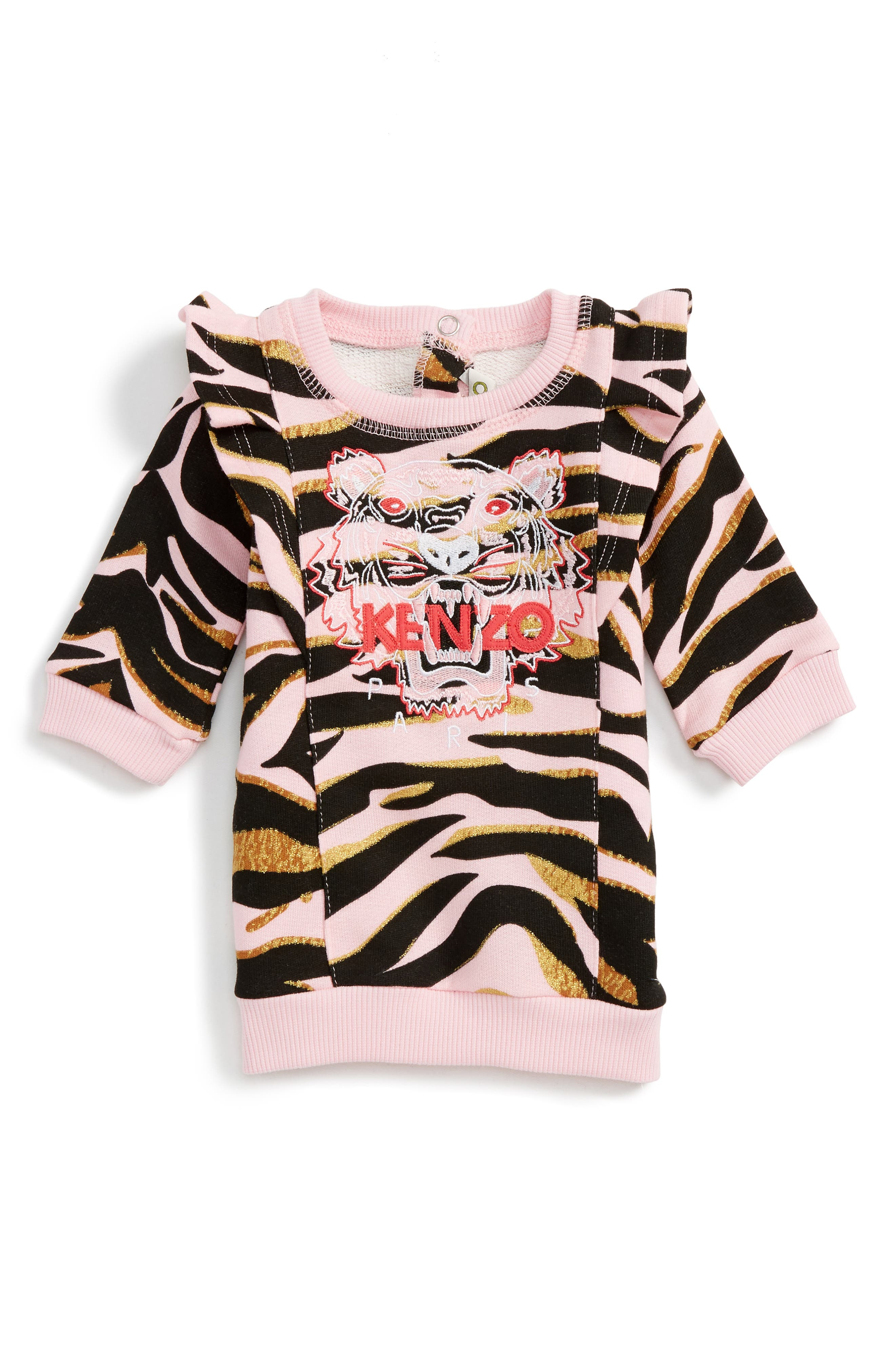 KENZO Logo Sweatshirt Dress (Baby)