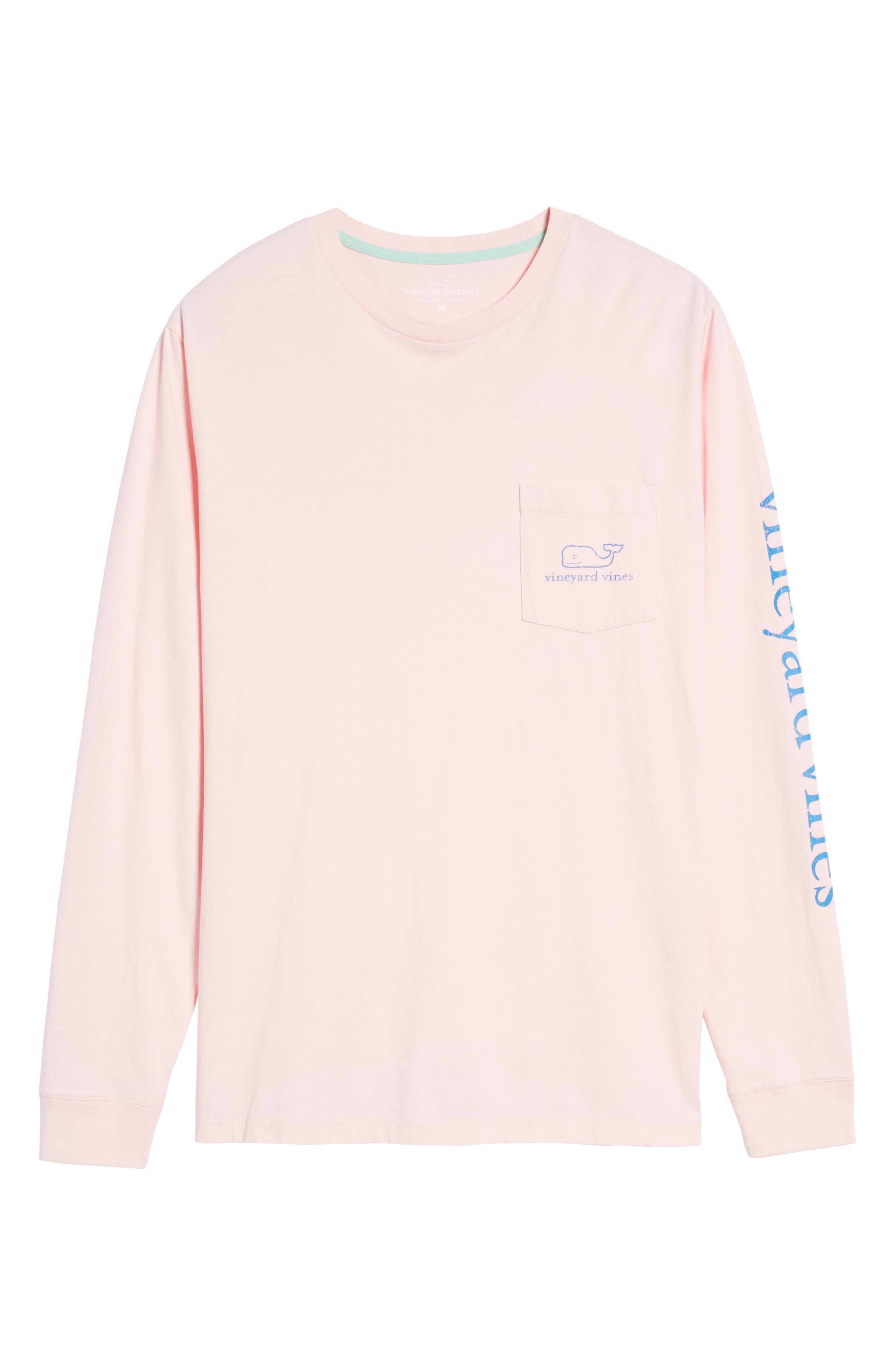 Vineyard Vines Pocket Long Sleeve T-Shirt