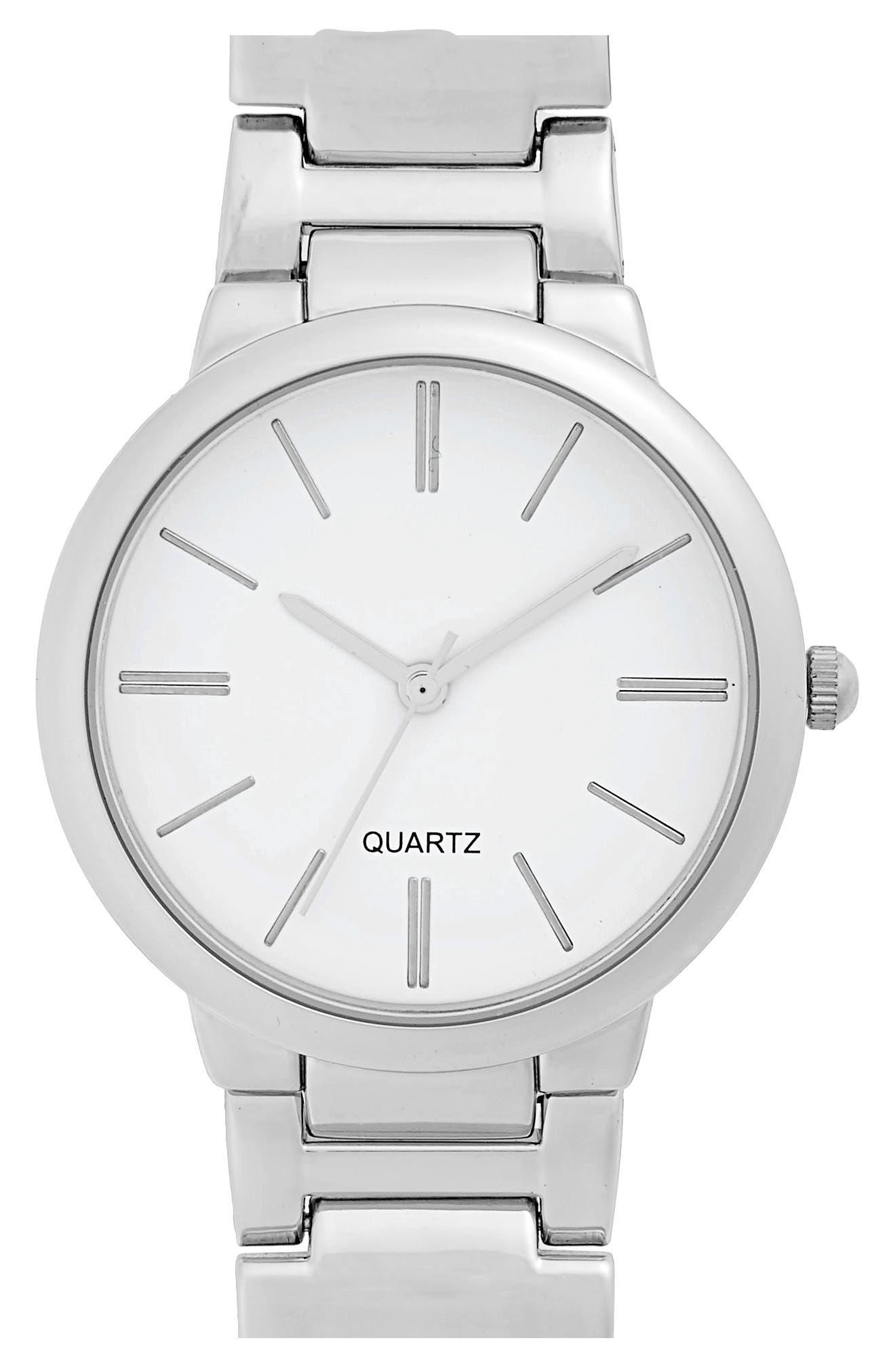 BP. Bracelet Watch, 37mm