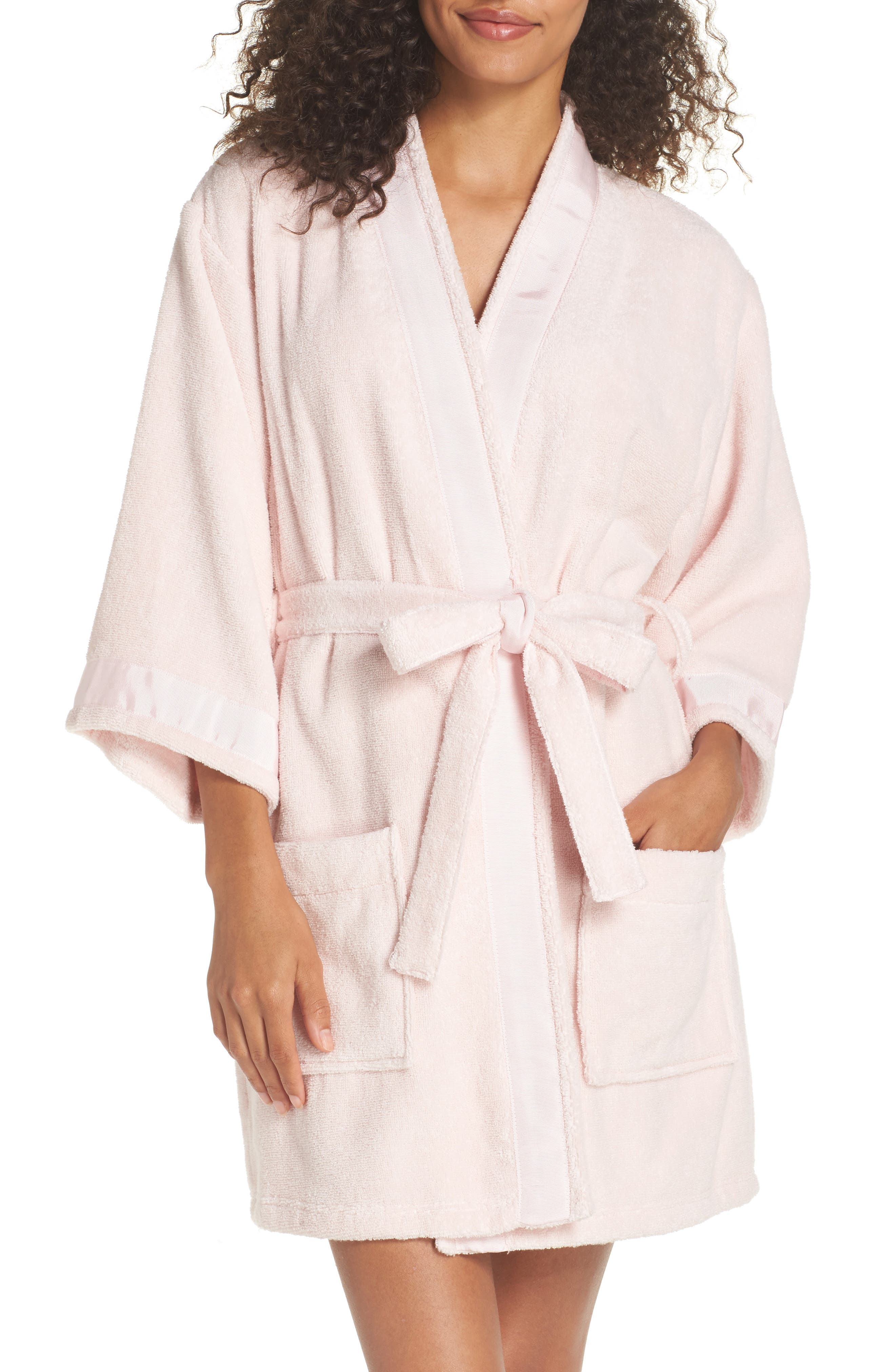 kate spade new york short robe