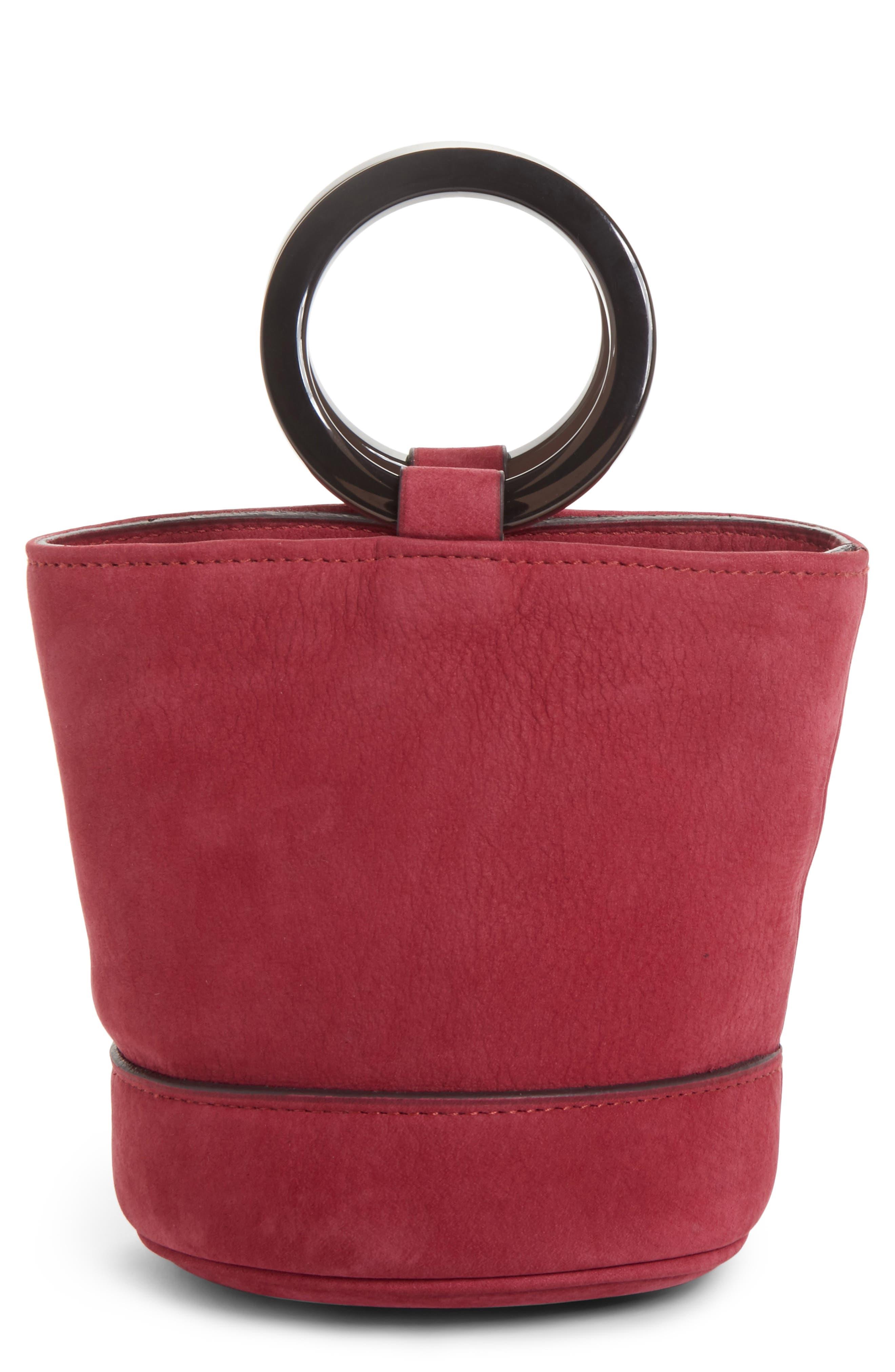Simon Miller Mini Bonsai Nubuck Bucket Bag