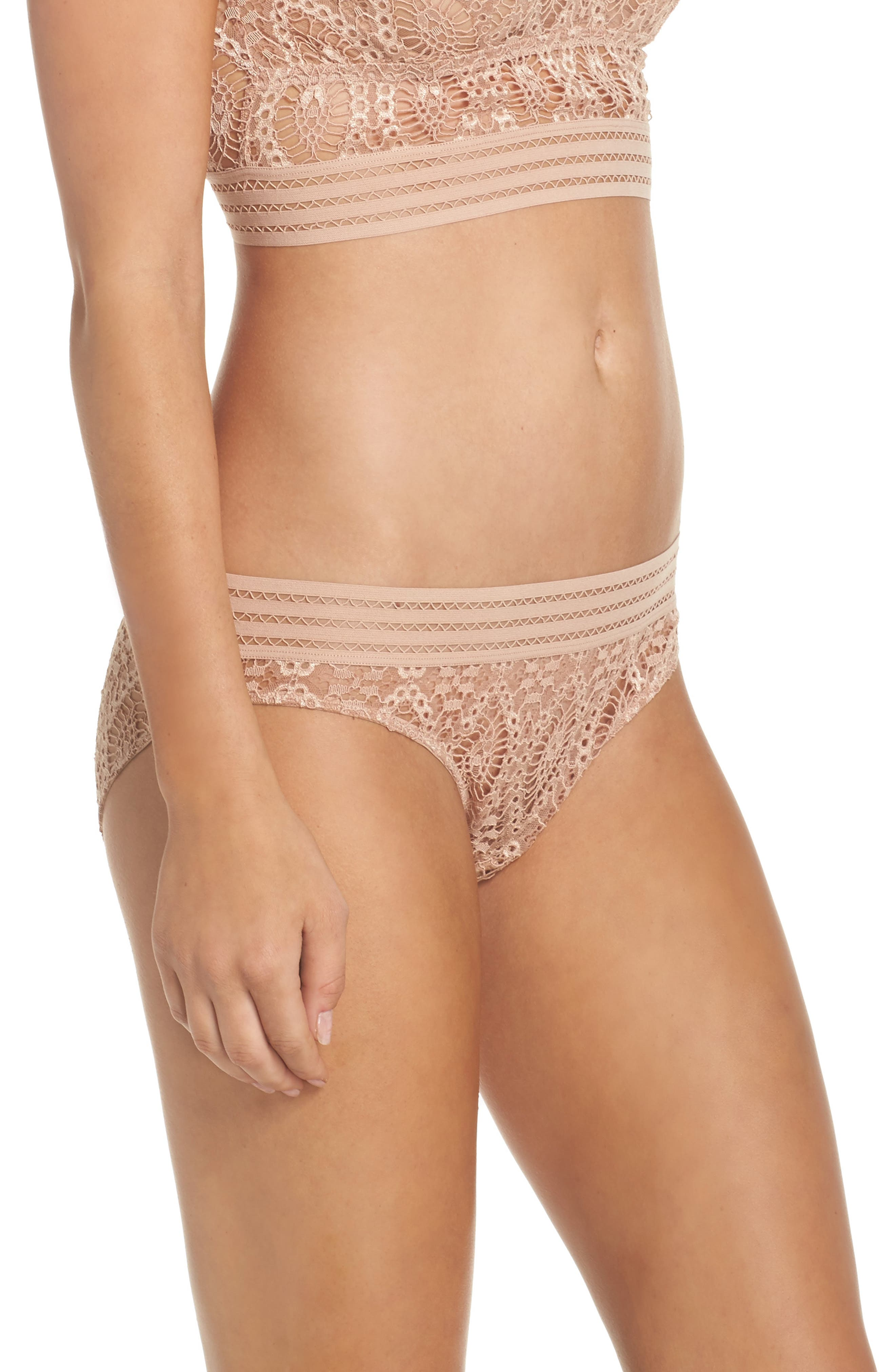 Alternate Image 3  - ELSE Baroque Bikini