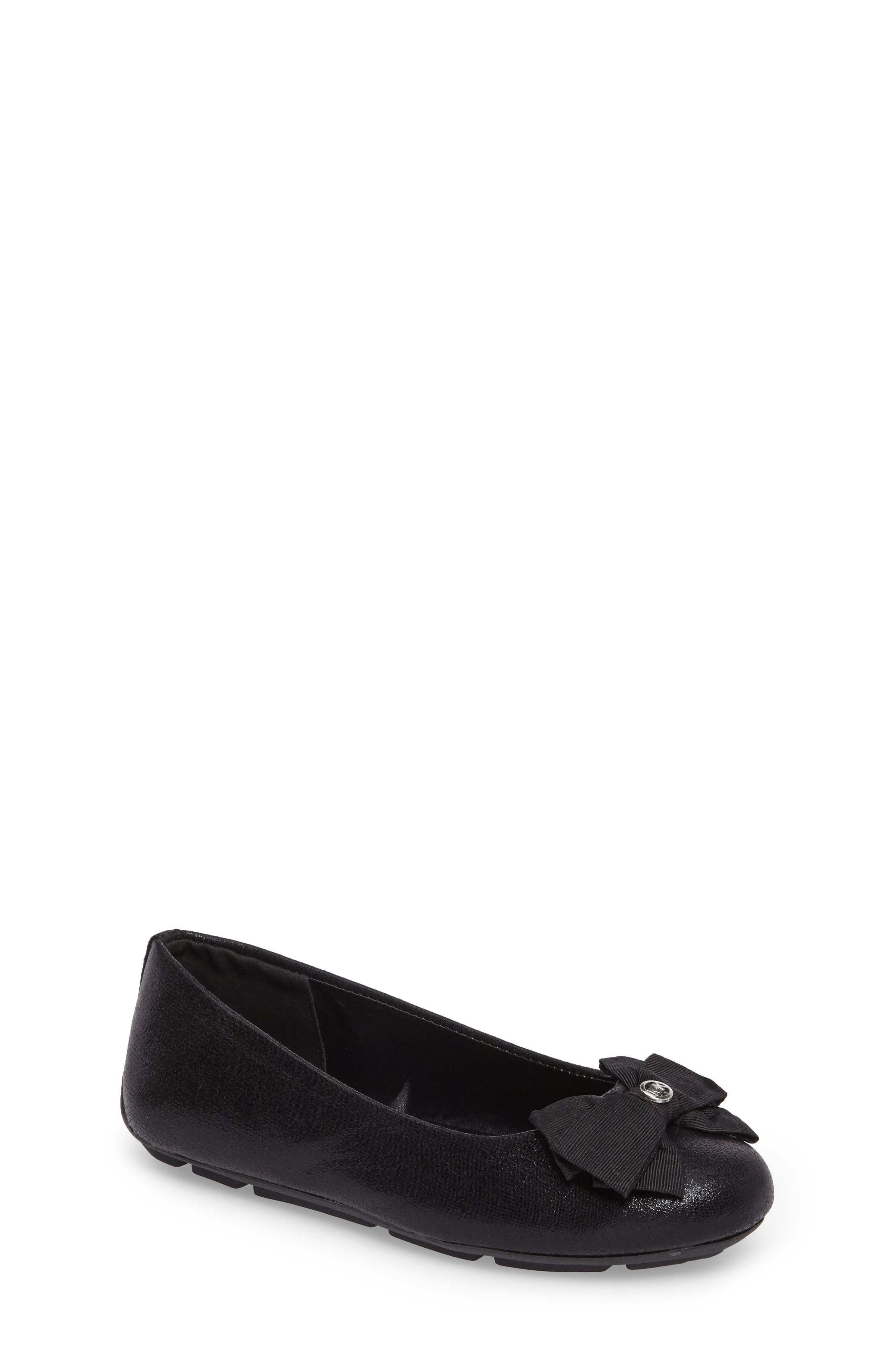 MICHAEL Michael Kors Rover Penny Bow Flat (Toddler, Little Kid & Big Kid)