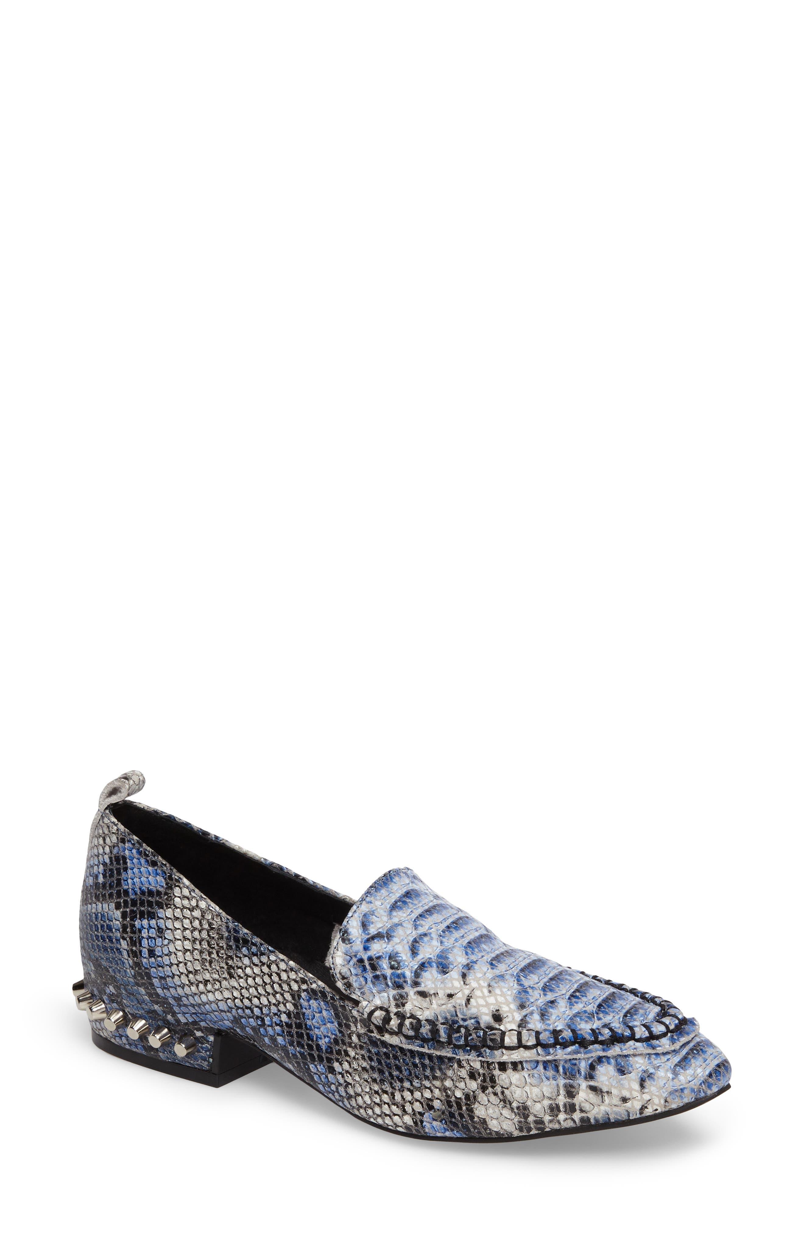 Jeffrey Campbell Barnett Studded Loafer (Women)