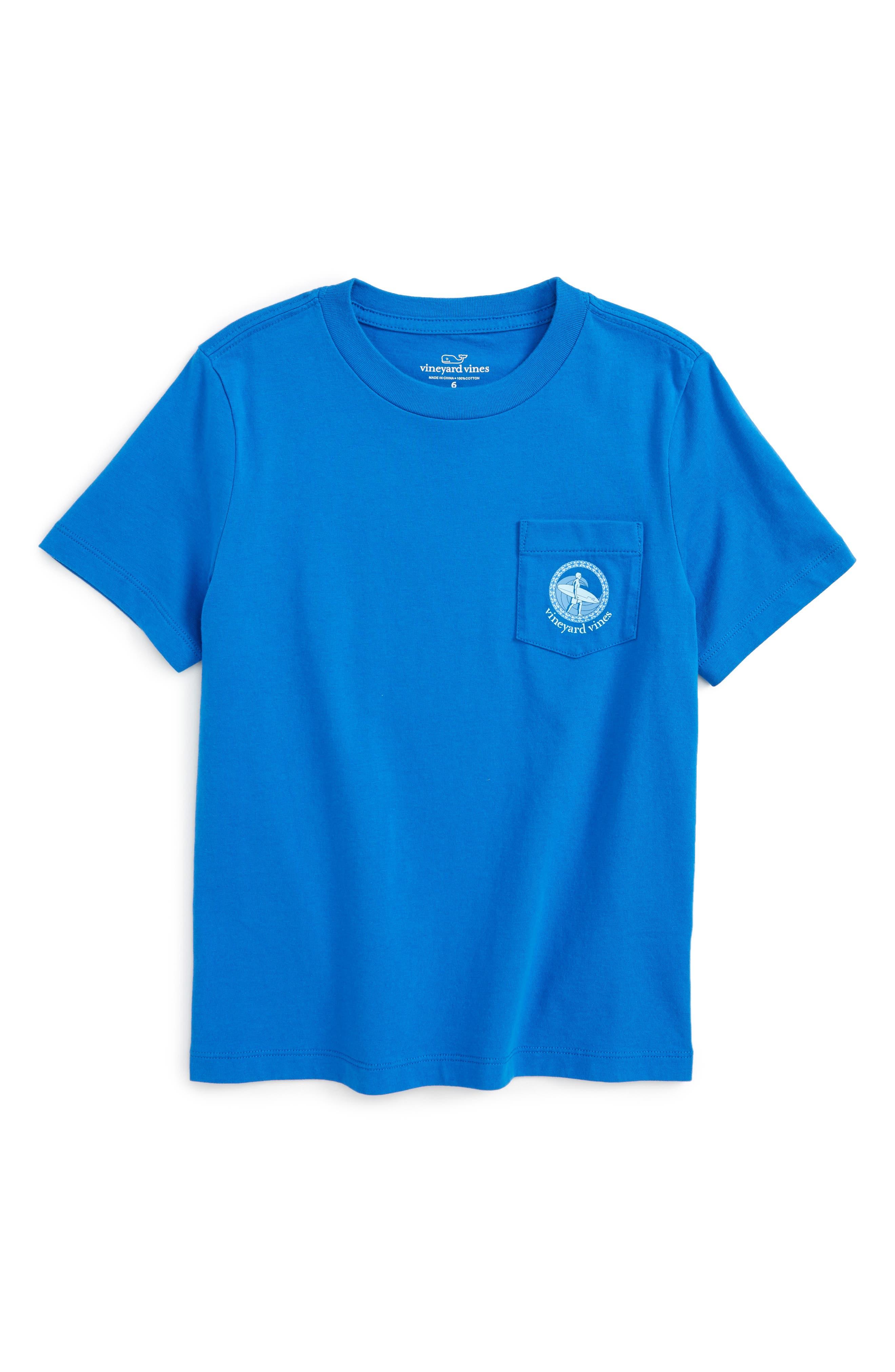 Vineyard Vines Surf Wave T-Shirt (Toddler Boys, Little Boys & Big Boys)