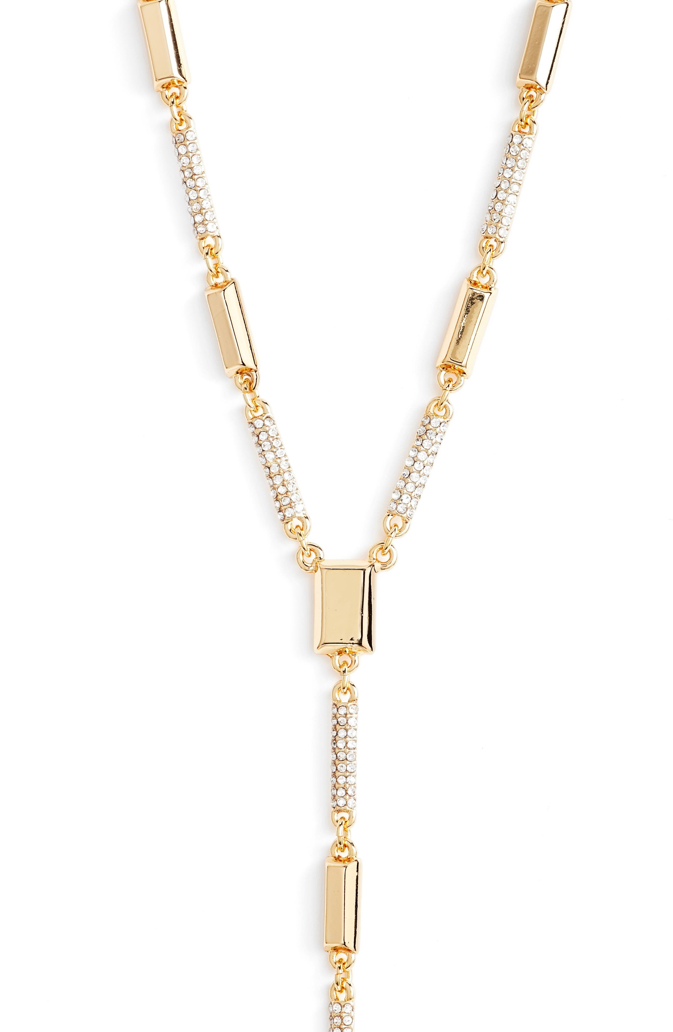 Vince Camuto Y-Necklace