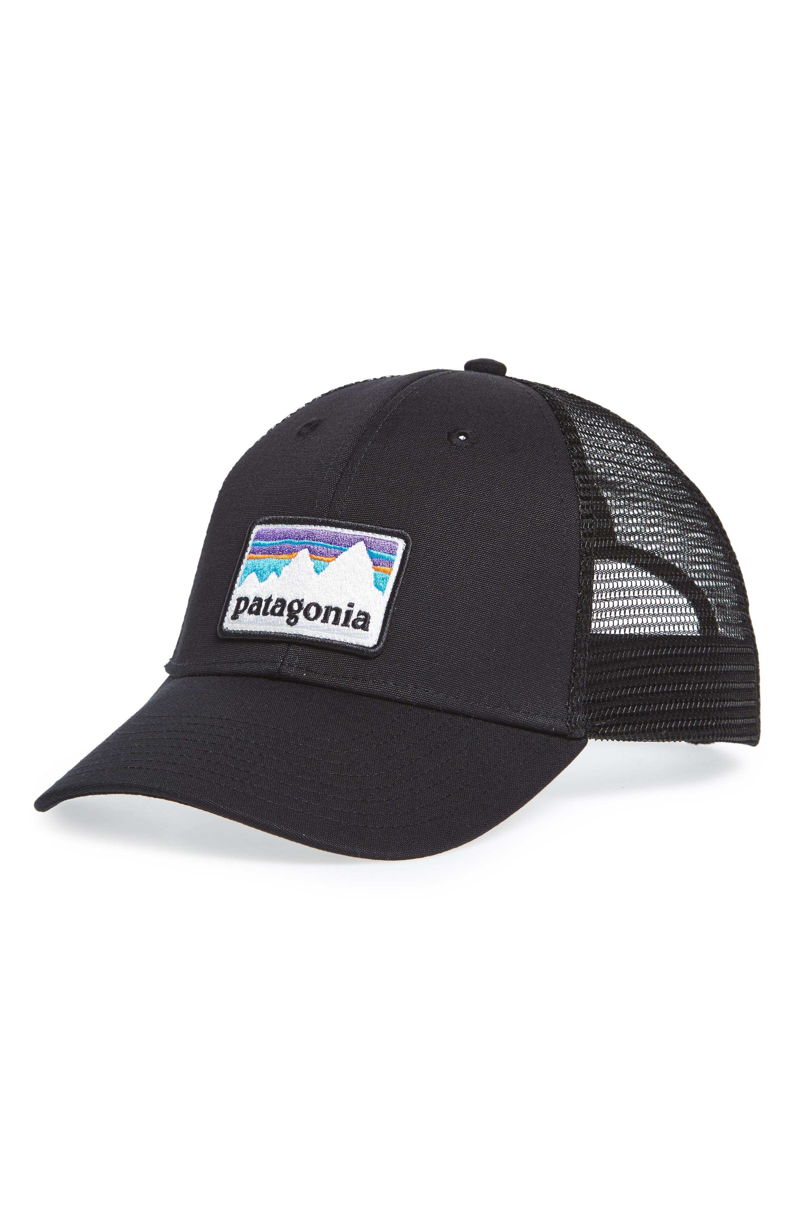 Patagonia Shop Sticker Trucker Hat