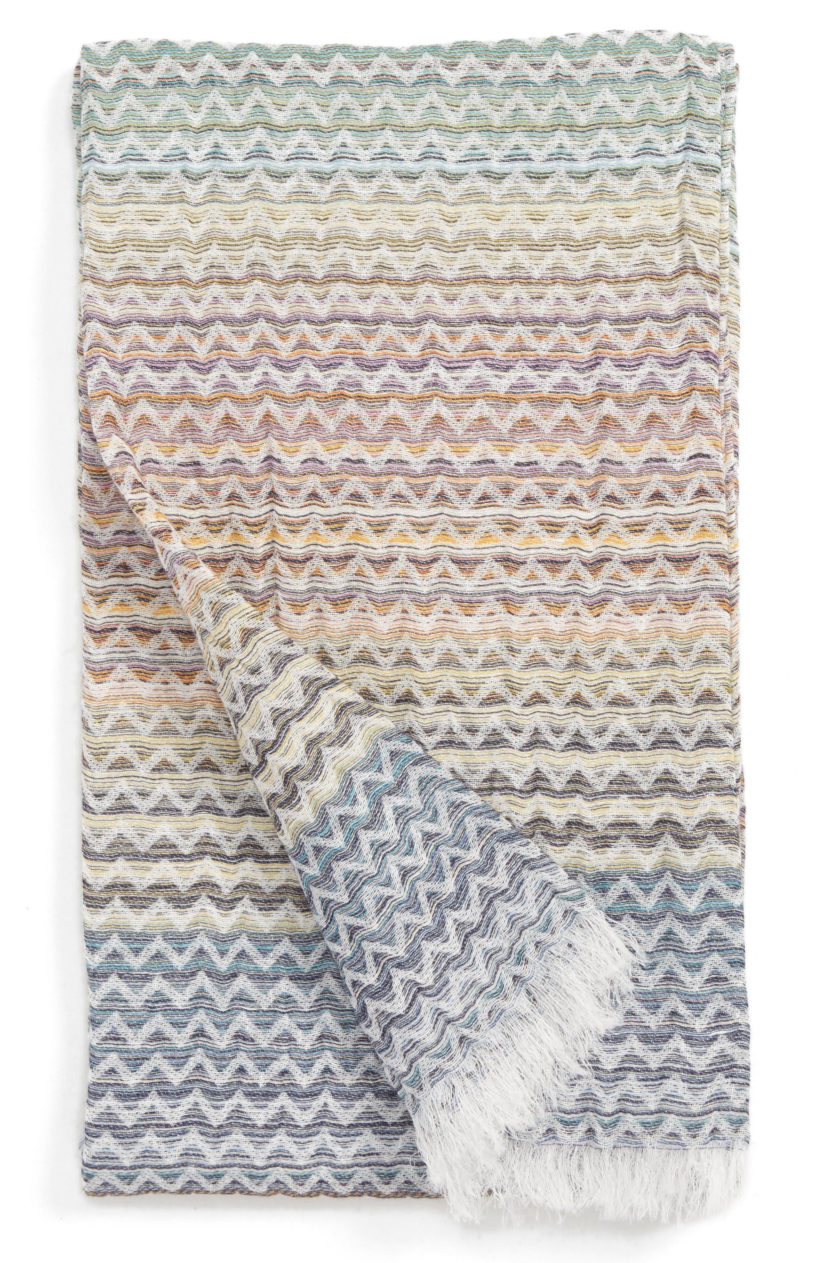 Missoni Simone Throw Blanket