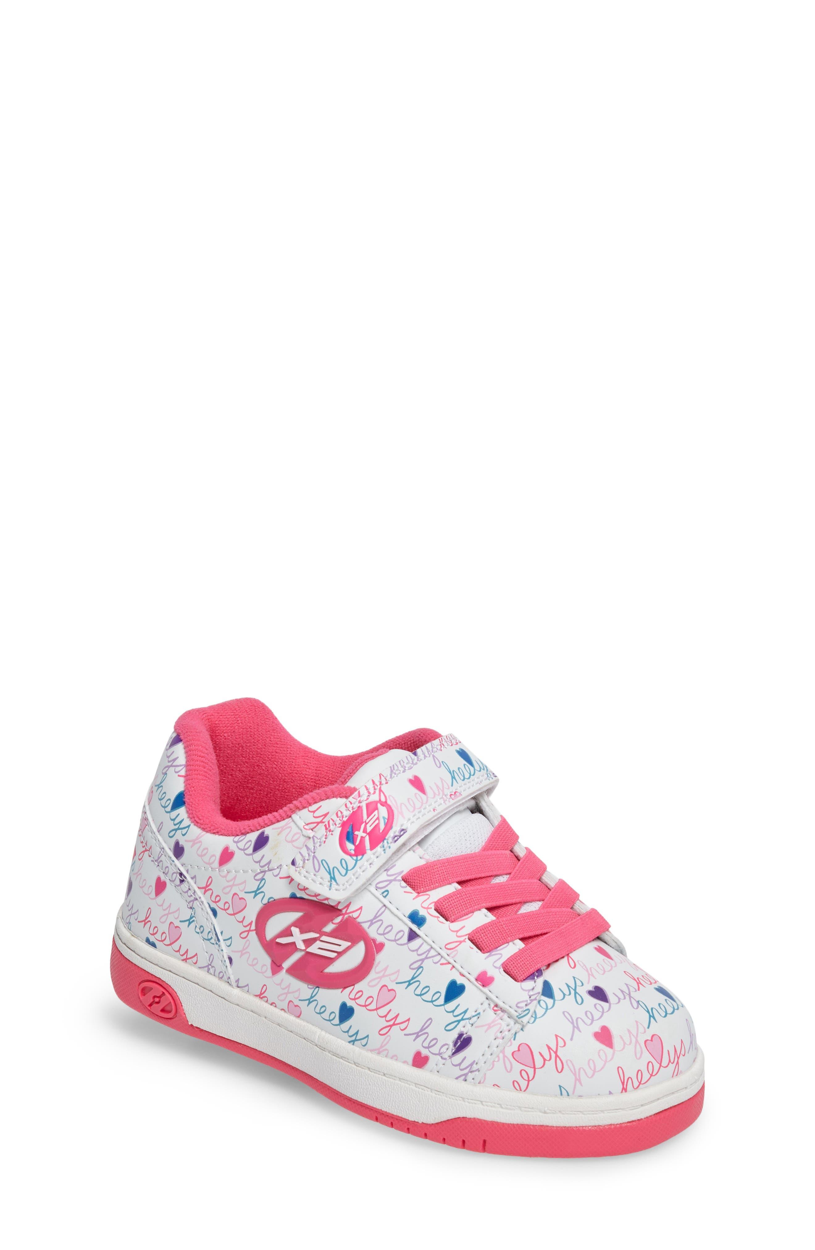 Heelys Dual Up X2 Sneaker (Toddler, Little Kid & Big Kid)