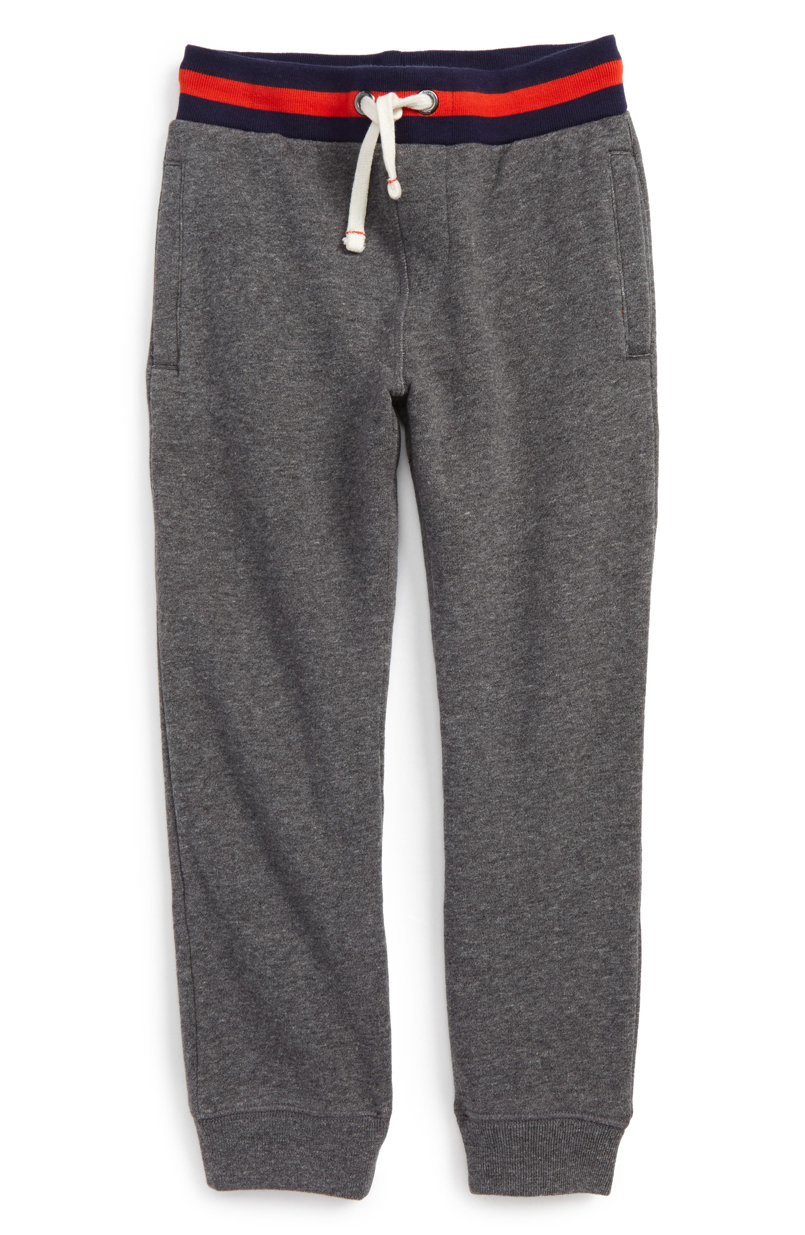 Mini Boden Everyday Jogger Pants (Toddler Boys, Little Boys & Big Boys)