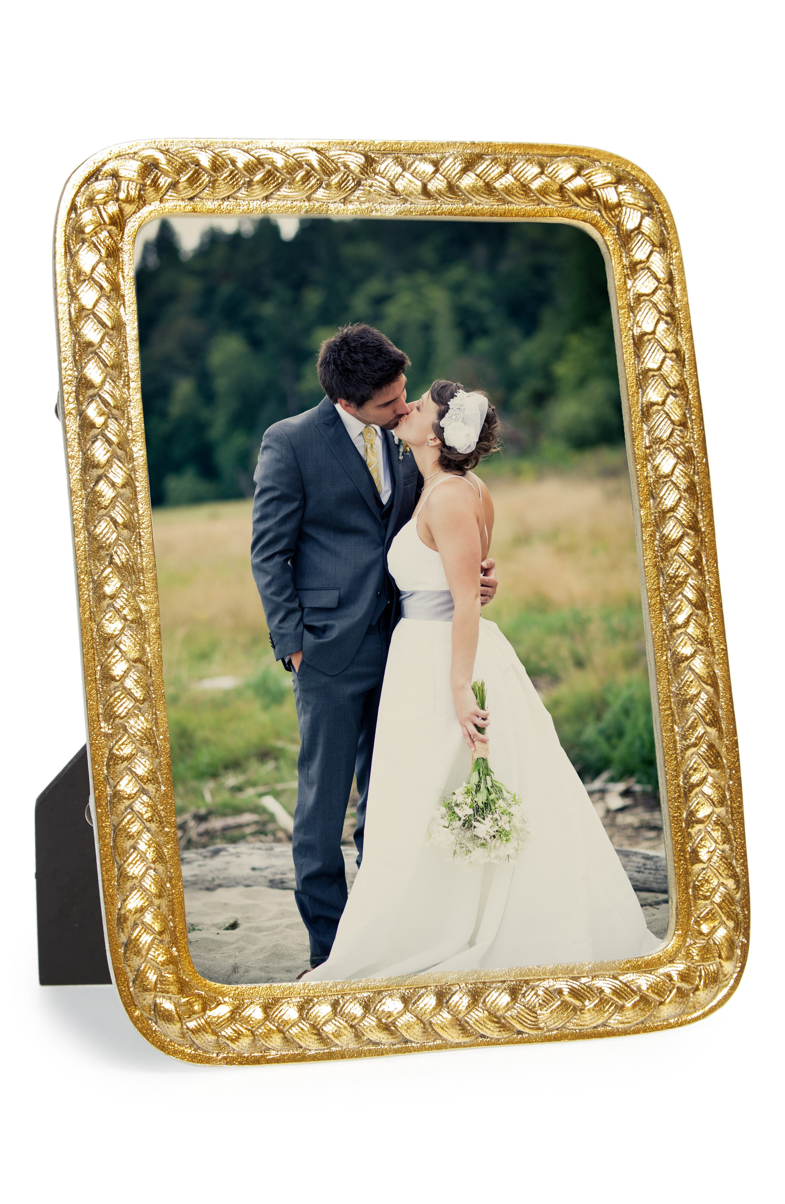Marigold Artisans Braid Picture Frame