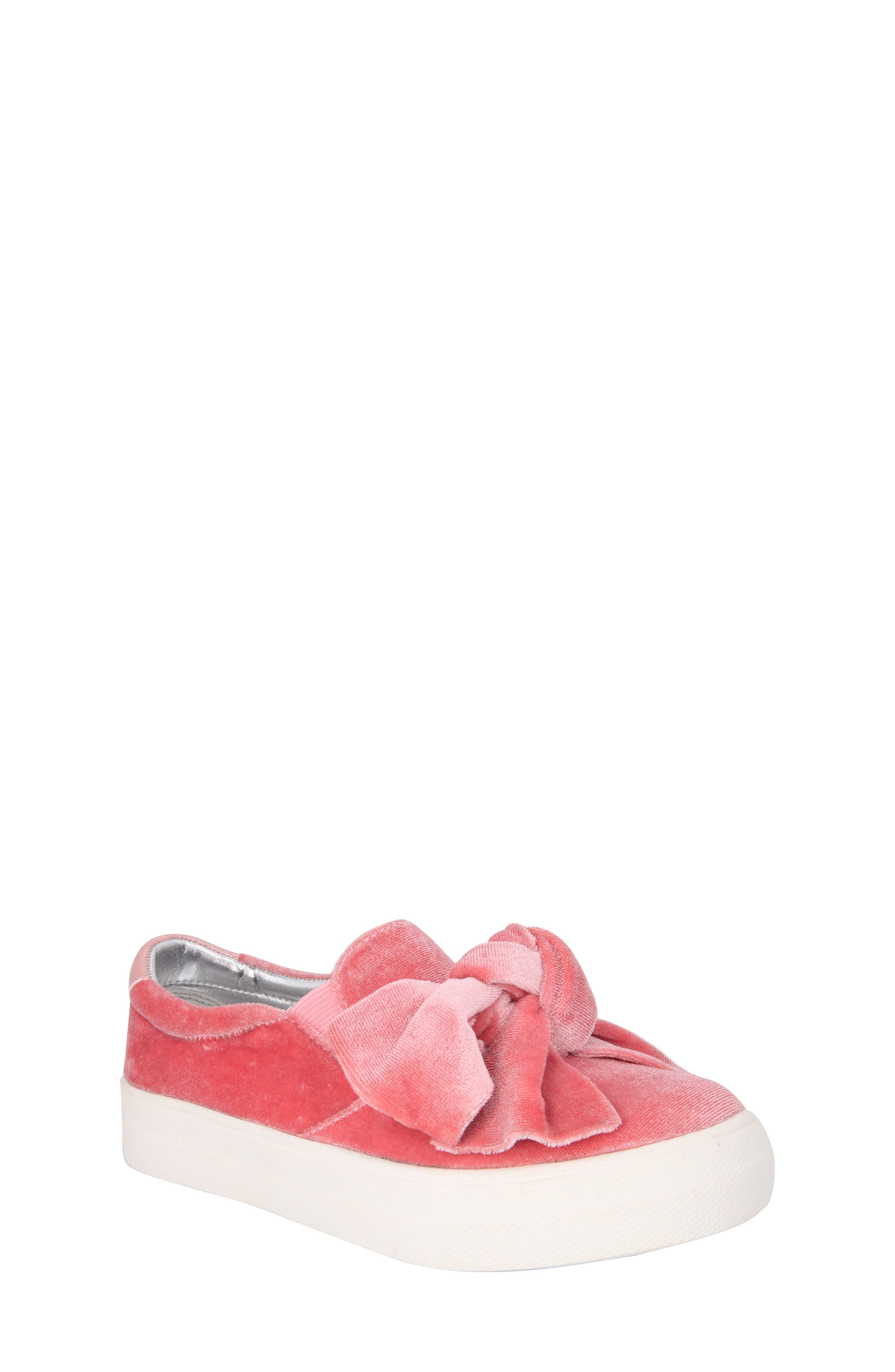 Nina Vaneza Slip-On Bow Sneaker (Little Kid & Big Kid)