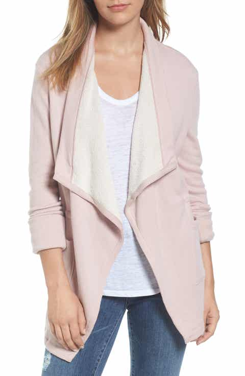 Pink Petite Coats: Petite-Size Outerwear | Nordstrom | Nordstrom