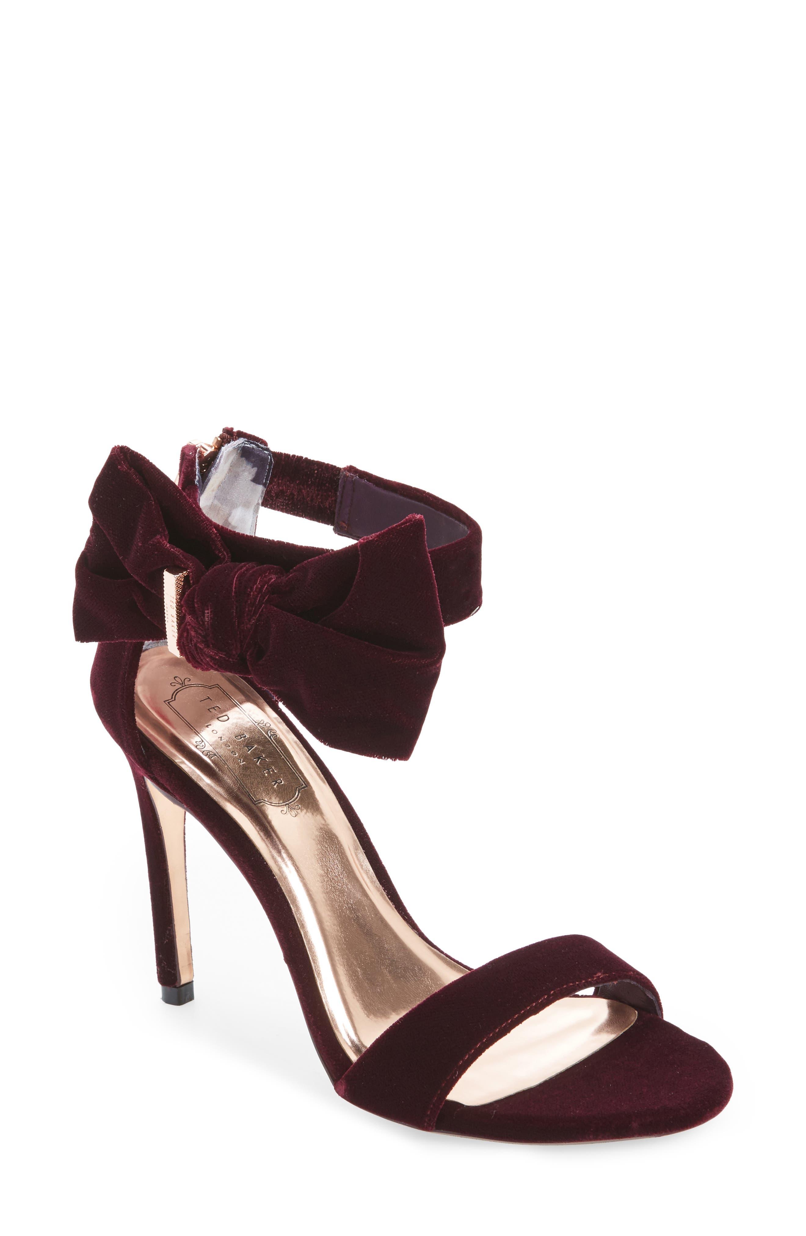 Ted Baker London Torabel Bow Sandal (Women)