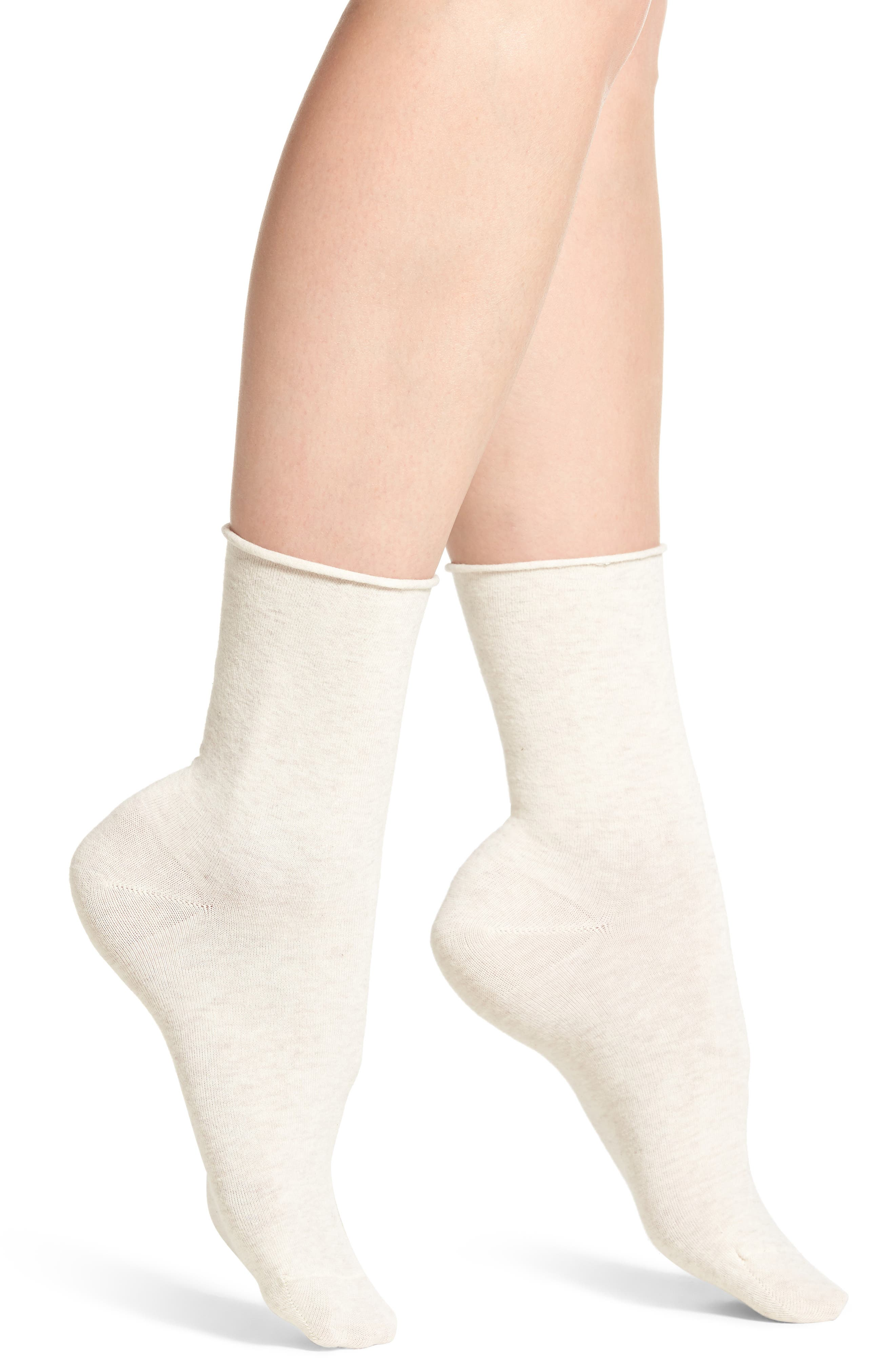Treasure&Bond 'Everyday' Roll Top Socks