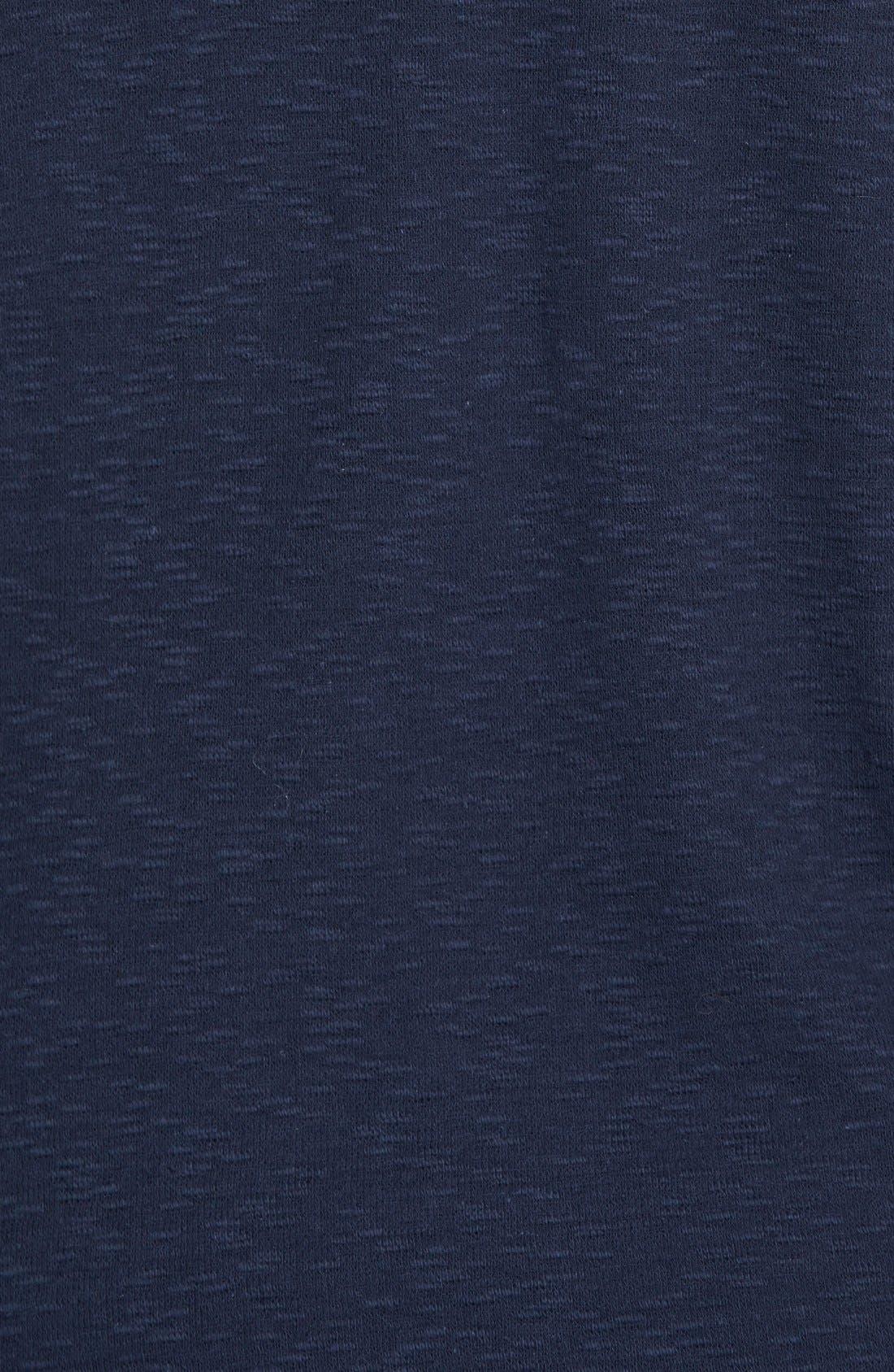 Alternate Image 3  - Jessica Simpson 'Jena' Cotton Top (Plus Size)