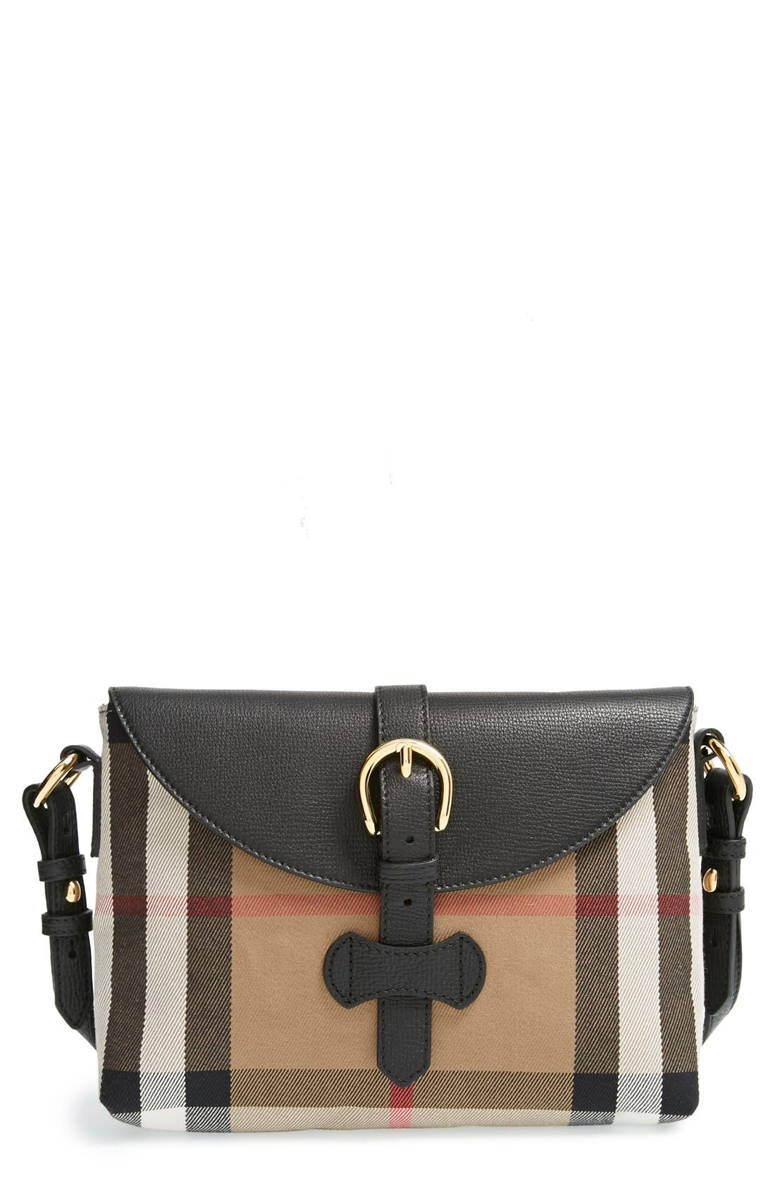 Alternate Image 1 Selected - Burberry 'Milton' Crossbody Bag