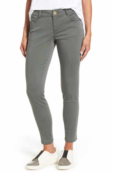Cropped Pants for Women: Jeans, Print, Capri & More   Nordstrom