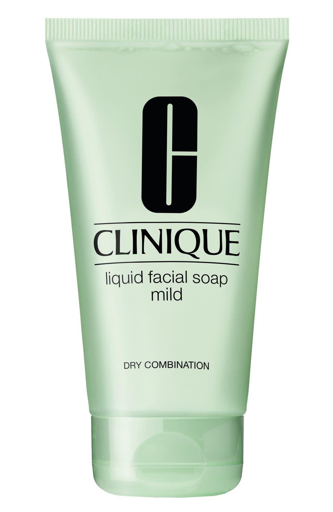 Clinique Liquid Facial Soap Mild (5 oz.)