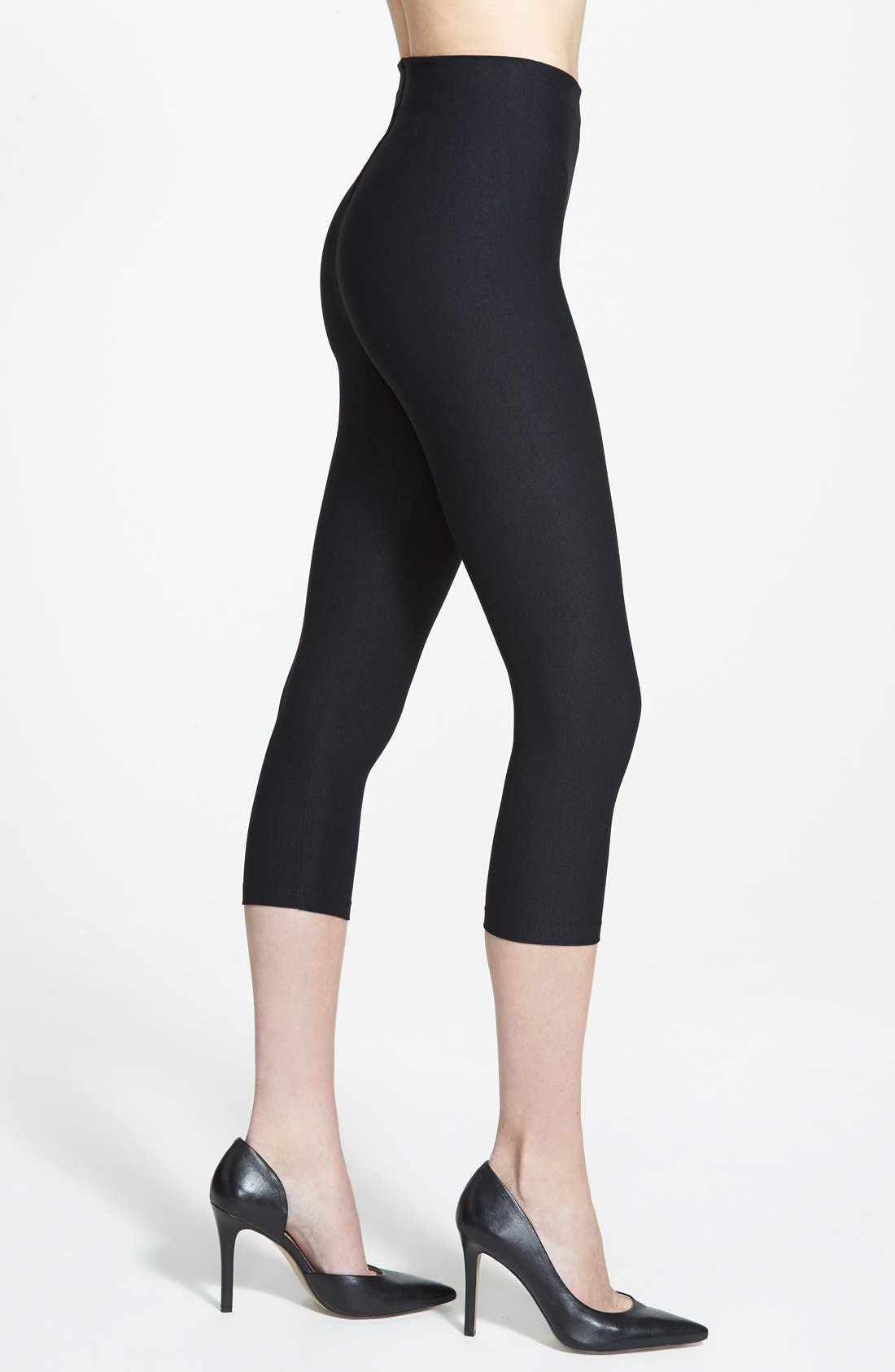 Commando Control Top Capri Leggings