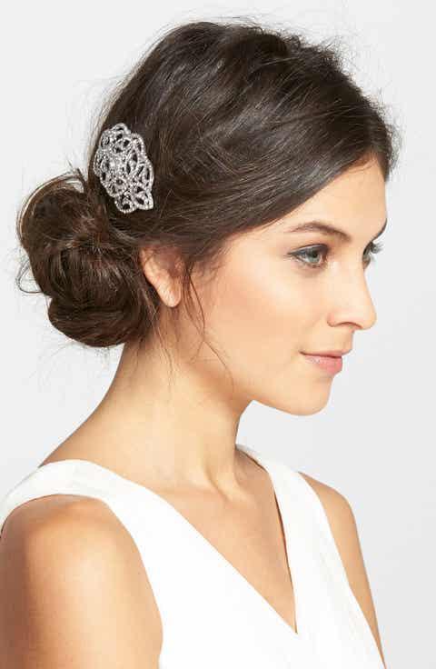 Nina Crystal Hair Comb