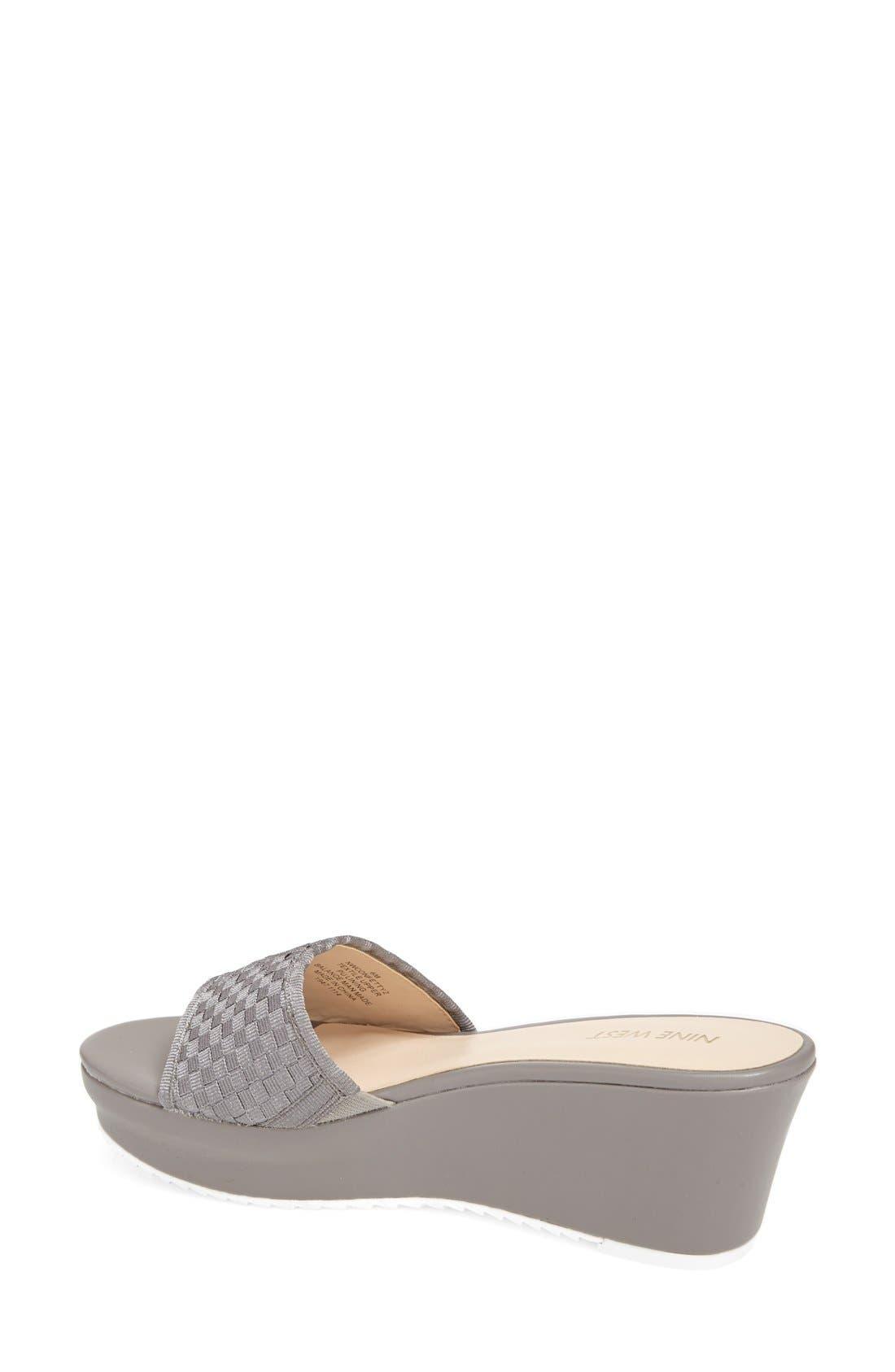 Alternate Image 2  - Nine West 'Confetty' Sandal