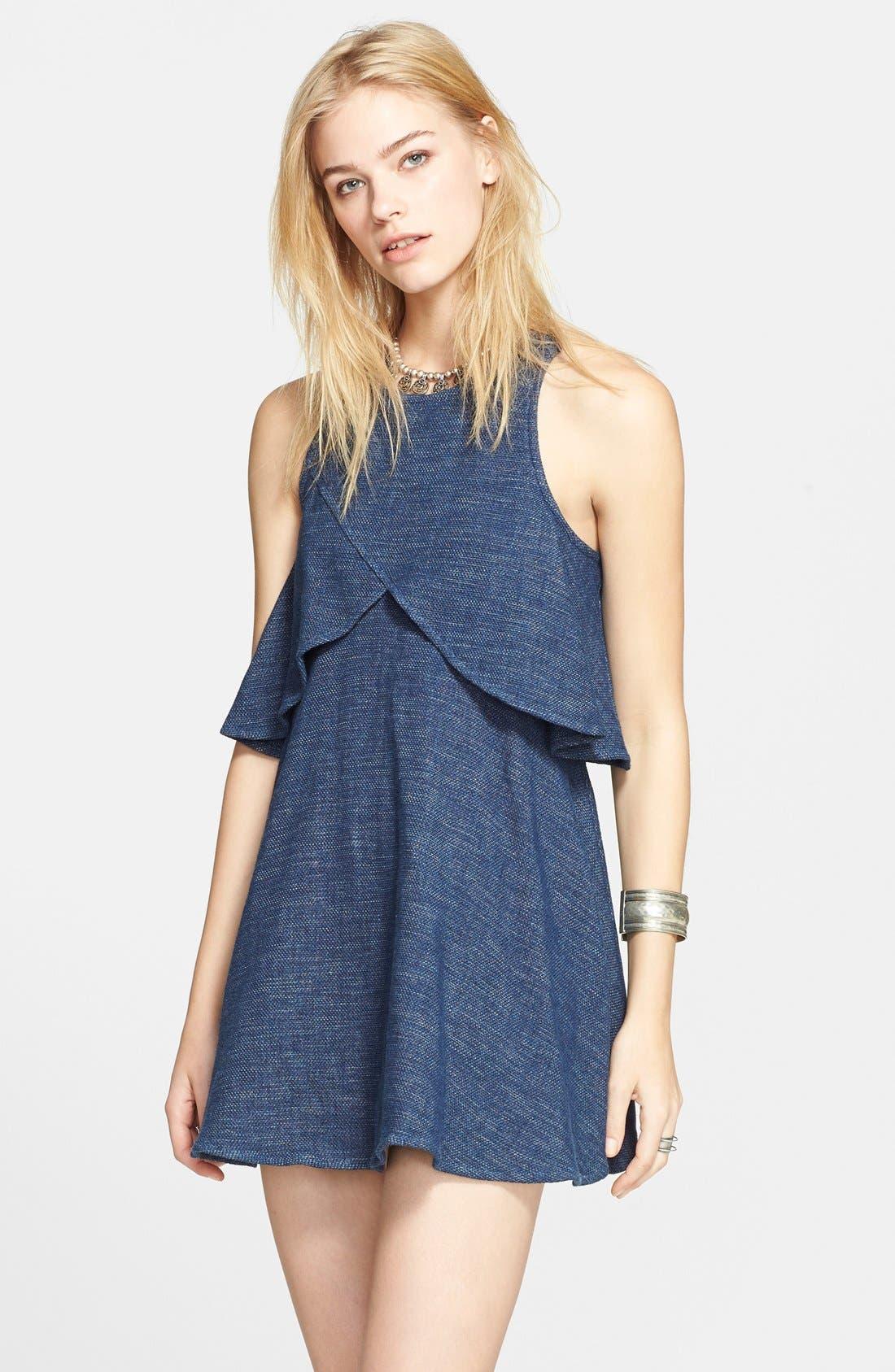 Alternate Image 1 Selected - Free People 'Sapphire' Flyaway Dress
