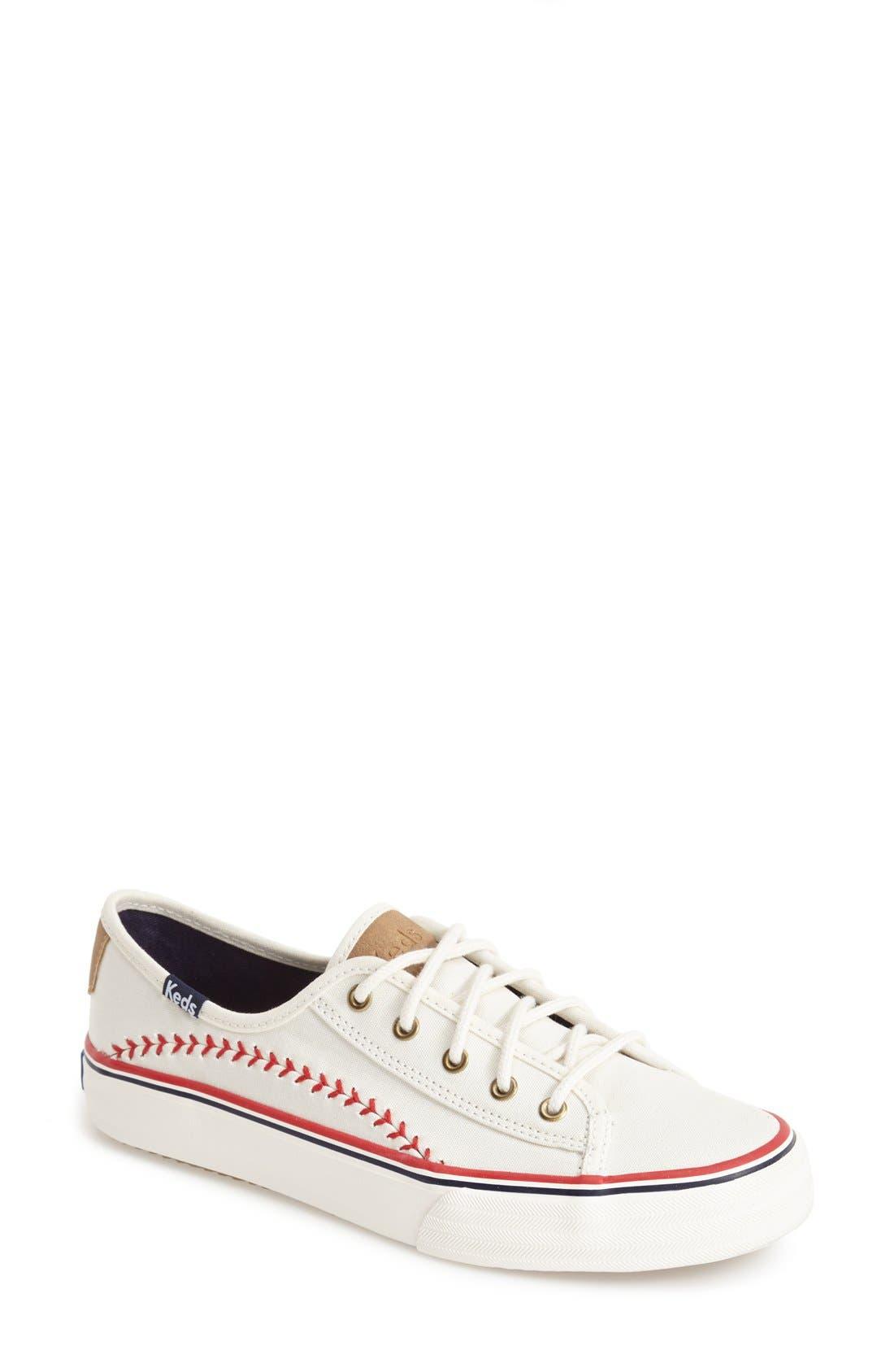 Alternate Image 1 Selected - Keds® 'Champion - Double Take' Sneaker (Women)