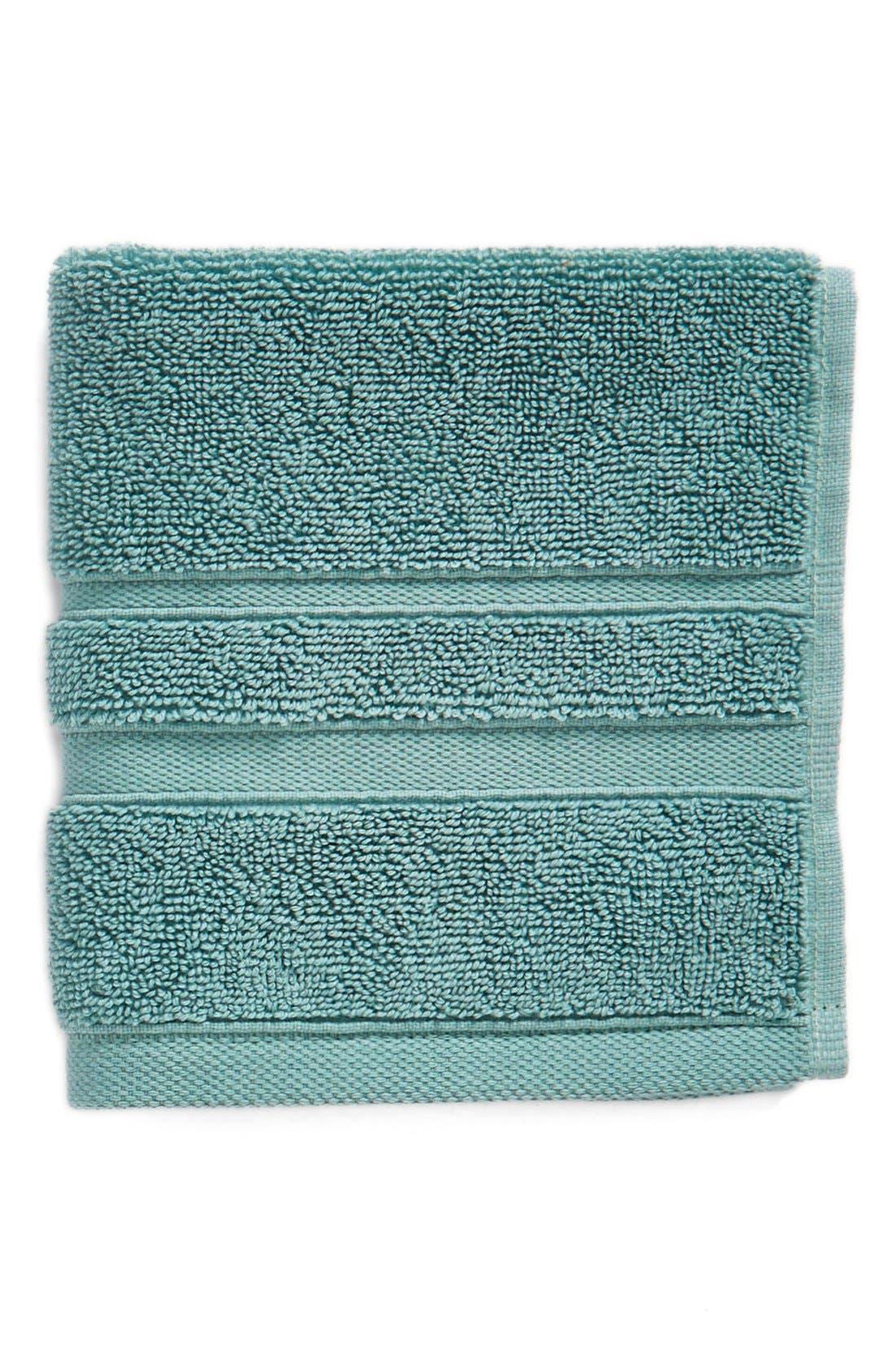 Waterworks Studio 'Perennial' Combed Turkish Cotton Washcloth (Online Only)