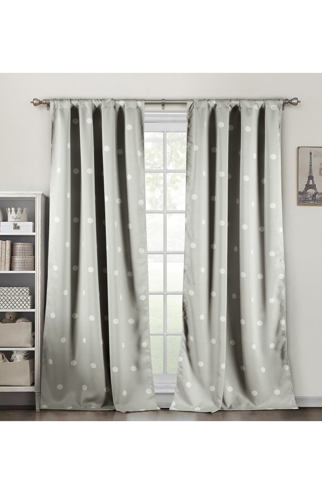 Alternate Image 1 Selected - LALA + BASH 'Dottie' Window Panels