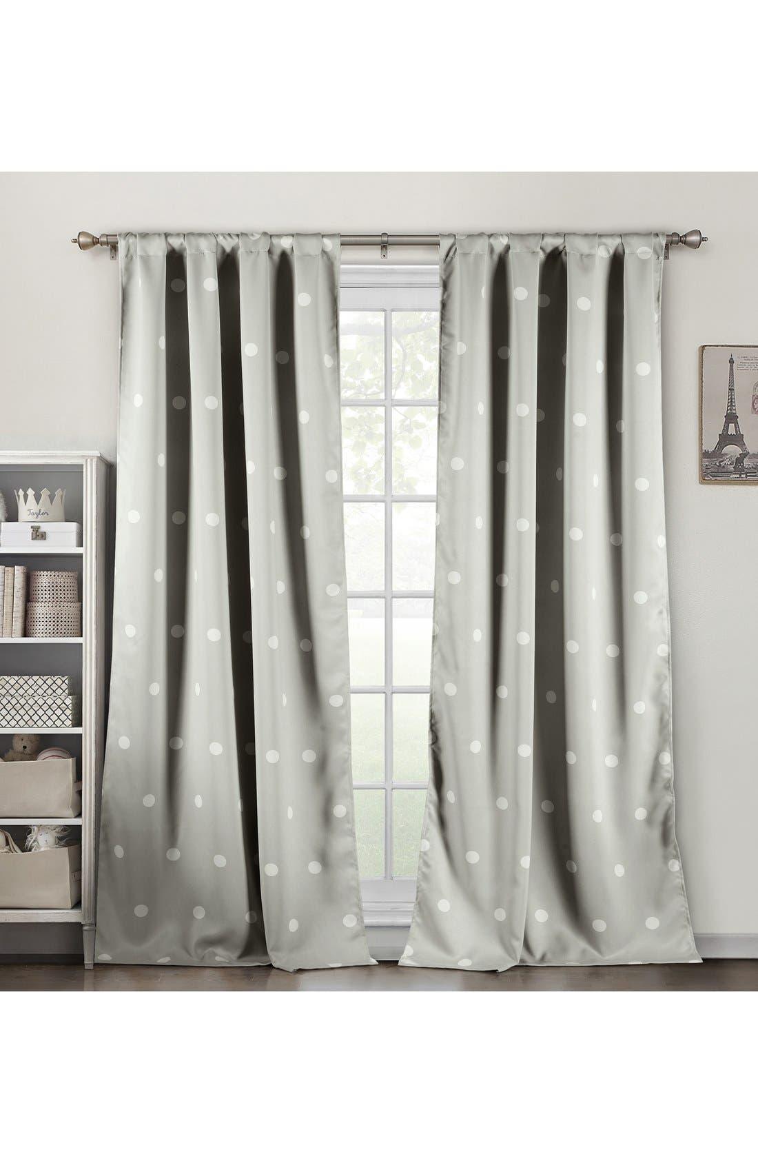 Main Image - LALA + BASH 'Dottie' Window Panels