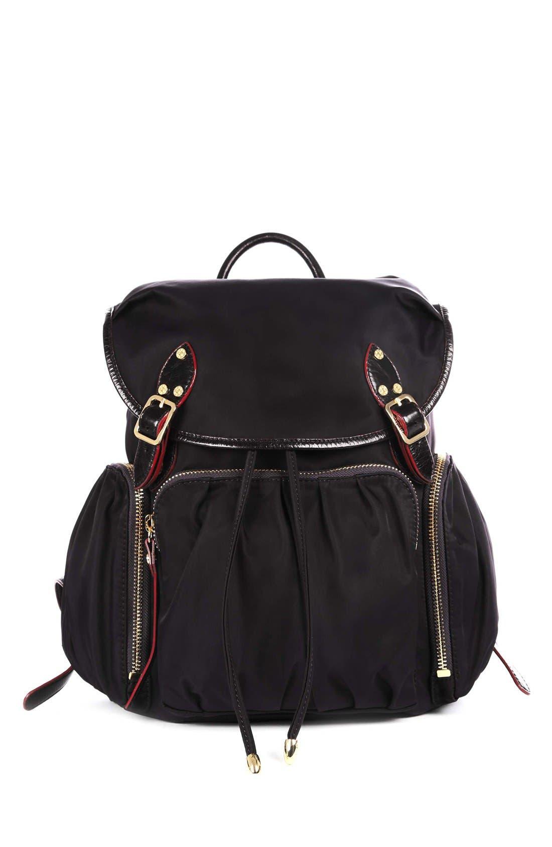 Alternate Image 1 Selected - MZ Wallace 'Marlena' Bedford Nylon Backpack