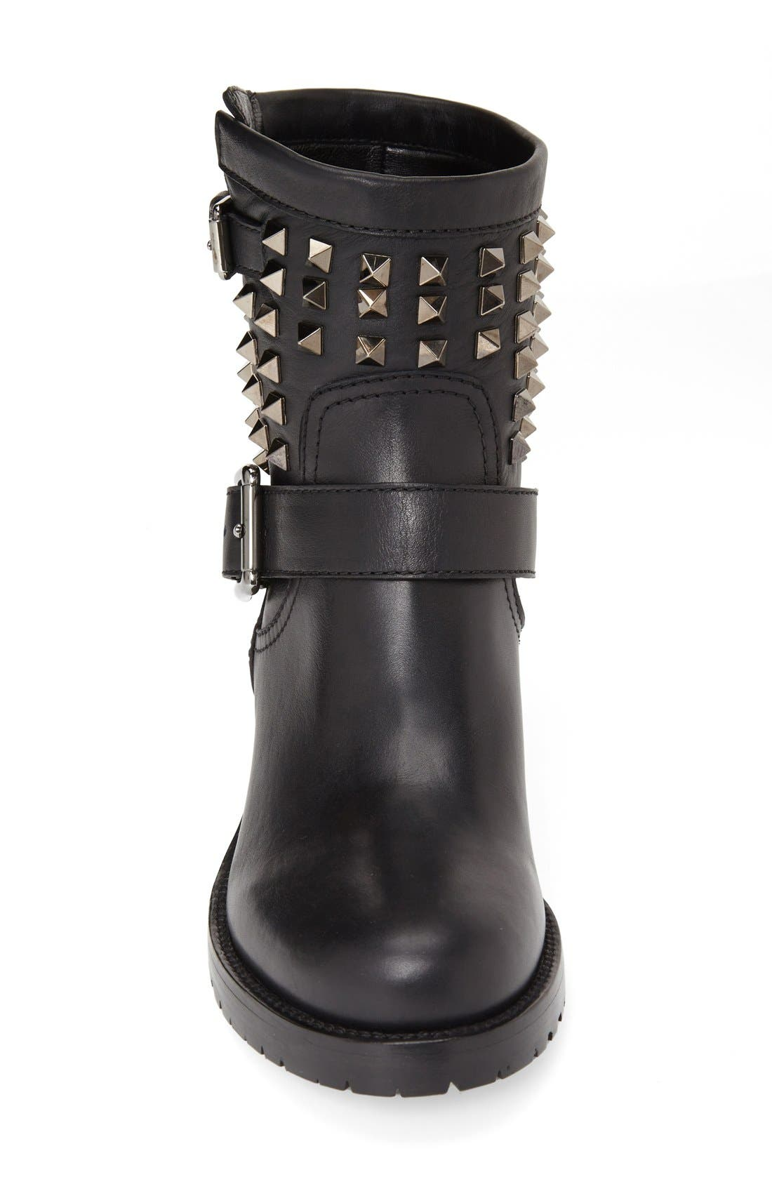 Alternate Image 3  - Valentino 'Rockstud' Biker Boot