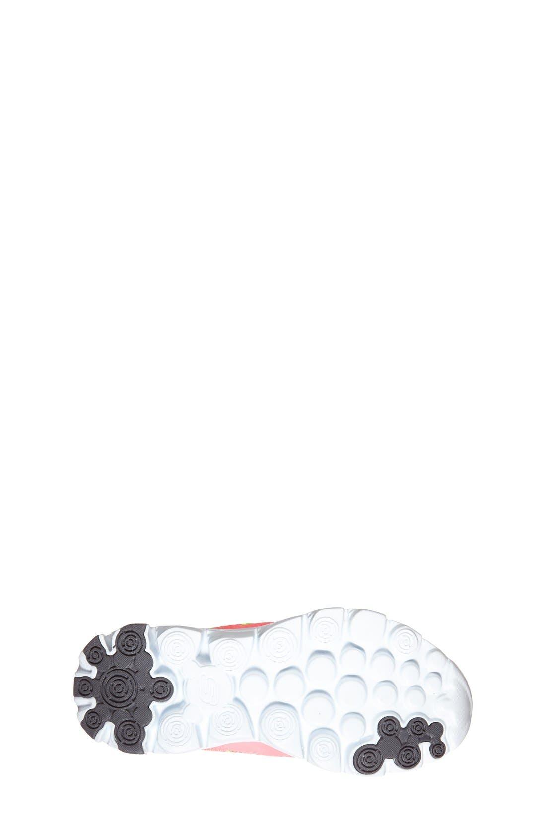 Alternate Image 4  - SKECHERS 'Night Owl' Sneaker (Little Kid & Big Kid)