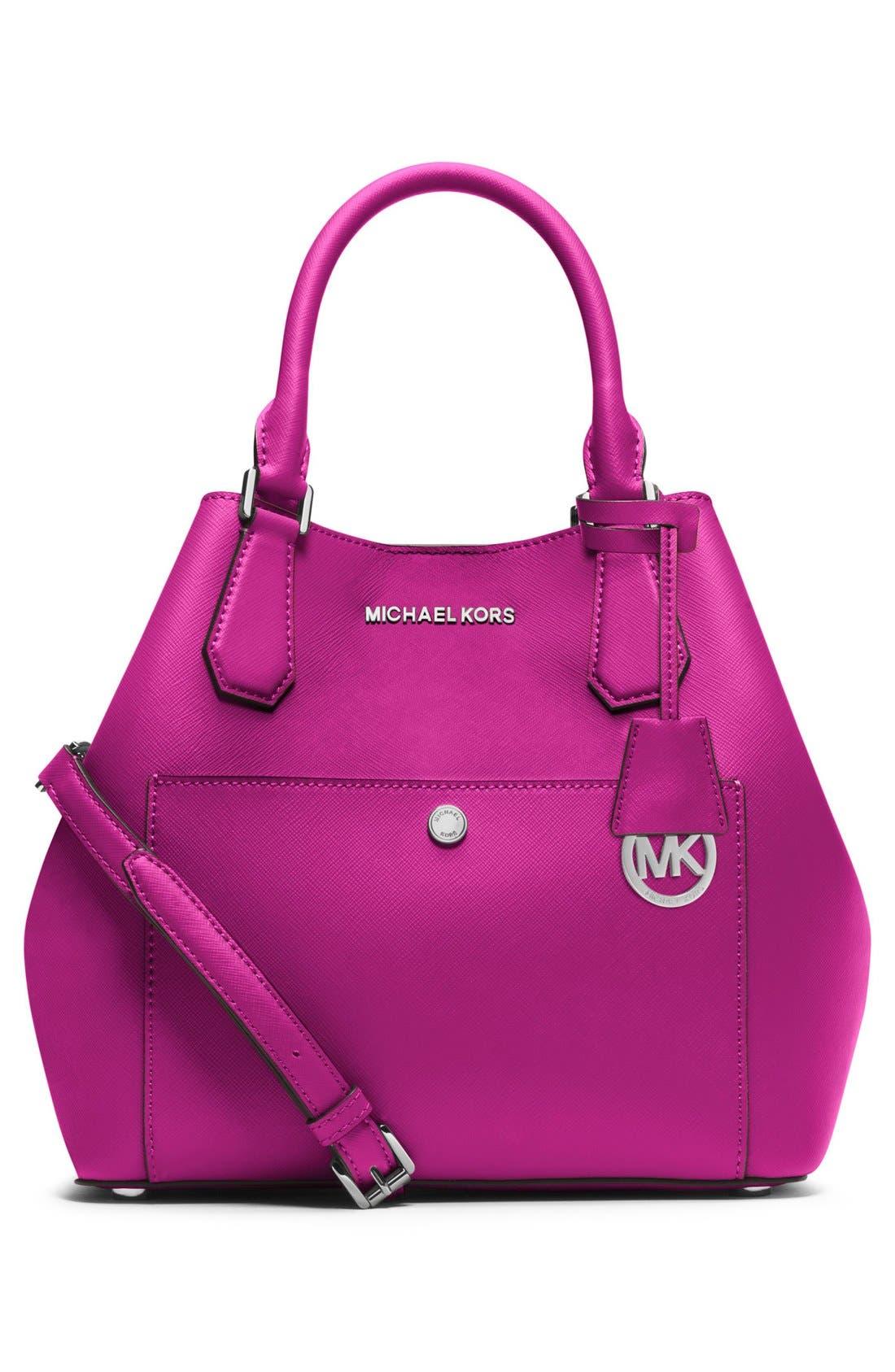 Main Image - MICHAEL Michael Kors 'Large Greenwich' Grab Bag