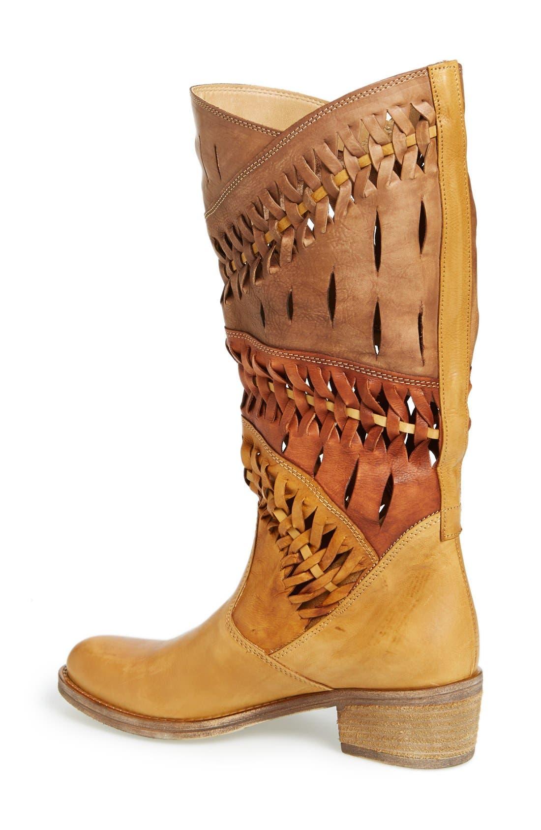 Alternate Image 2  - Summit 'Tulia' Leather Western Boot (Women)