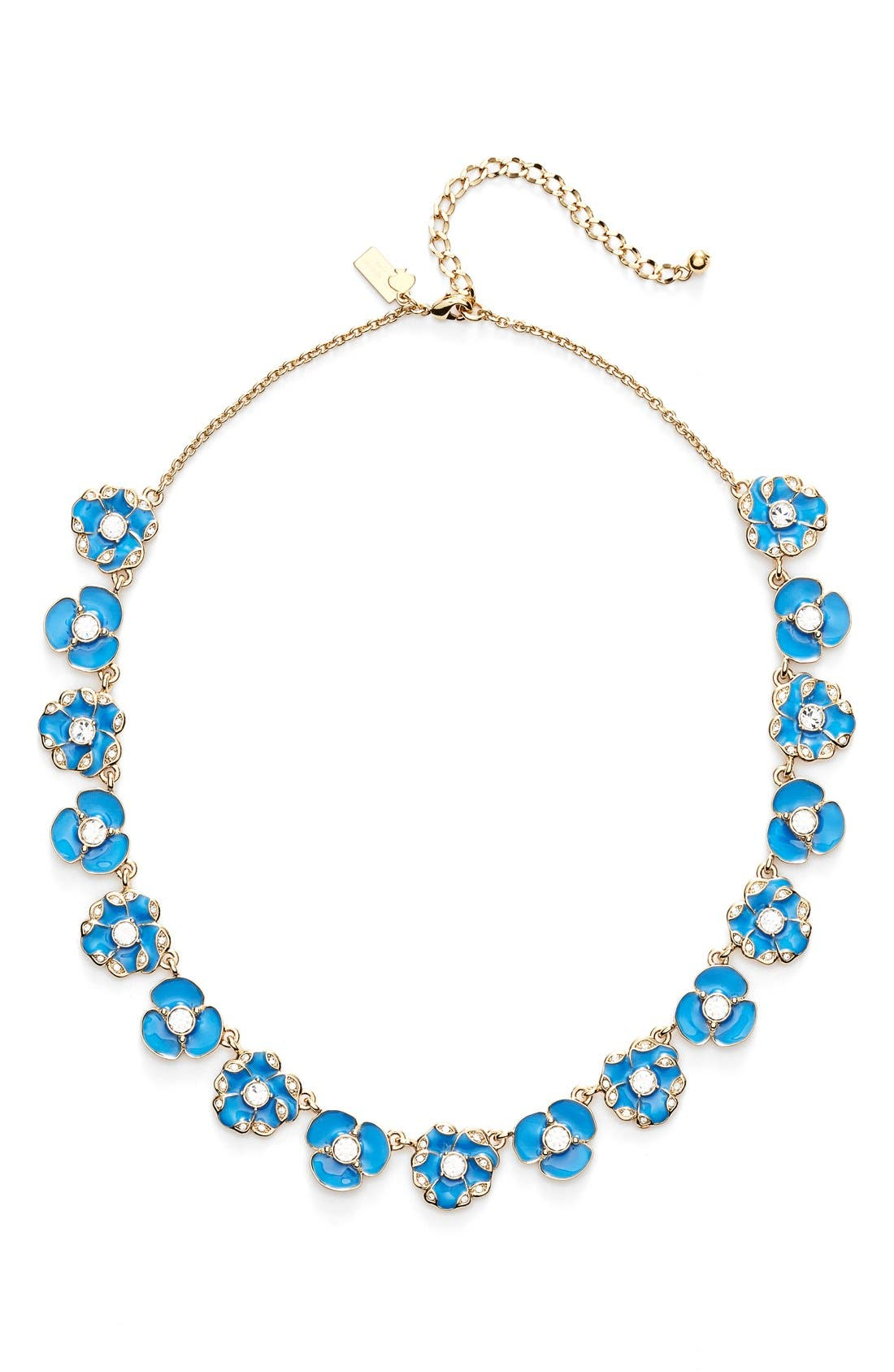 Alternate Image 1 Selected - kate spade new york 'beach house bouquet' collar necklace
