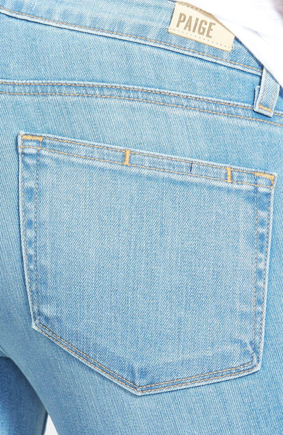 Alternate Image 3  - Paige Denim 'Verdugo' Ultra Skinny Jeans (Maddie)