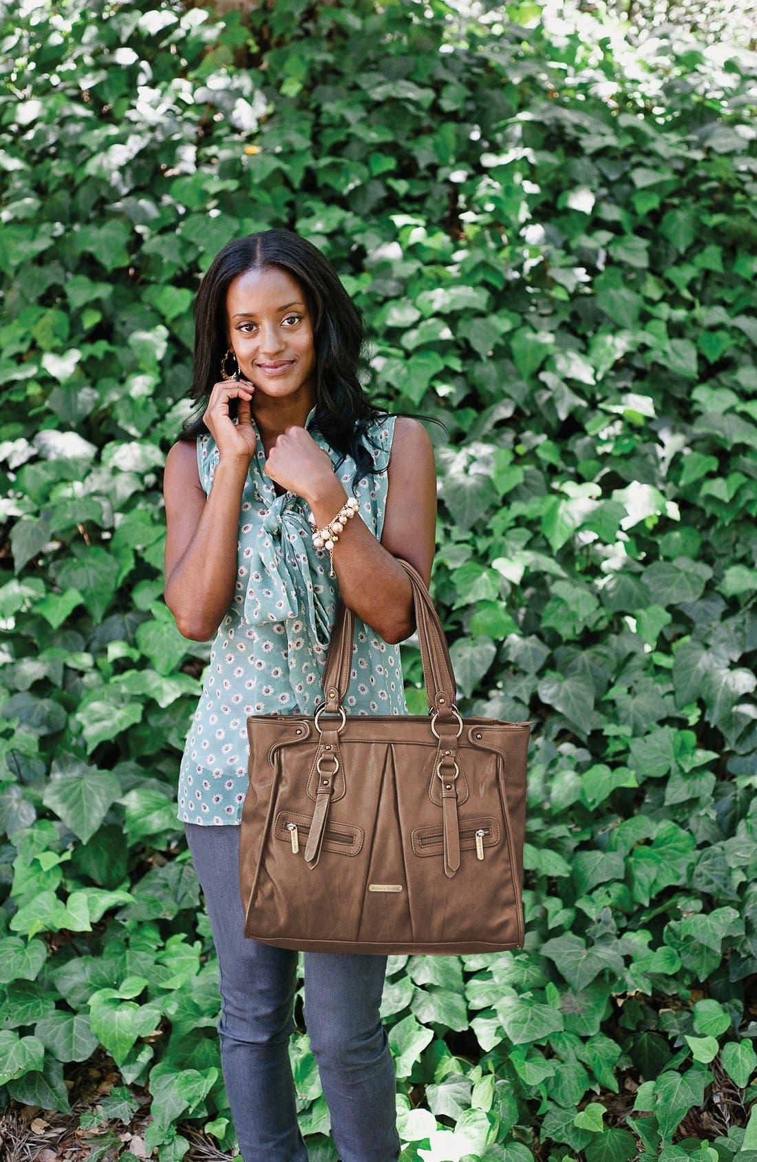Alternate Image 6  - Timi & Leslie 'Dawn' Diaper Bag