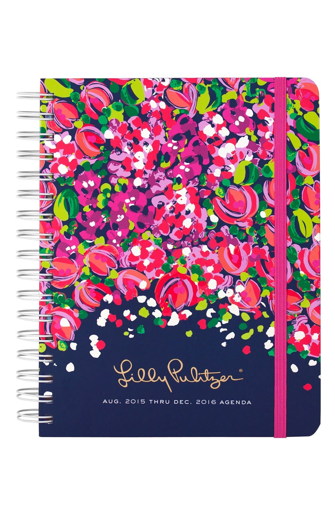 Alternate Image 1 Selected - Lilly Pulitzer® Large 17-Month Planner