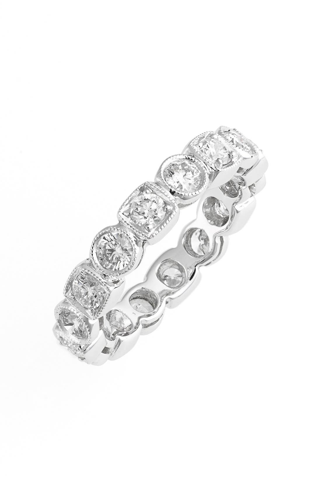 bony levy  u0026 39 maya u0026 39  diamond eternity band ring  nordstrom