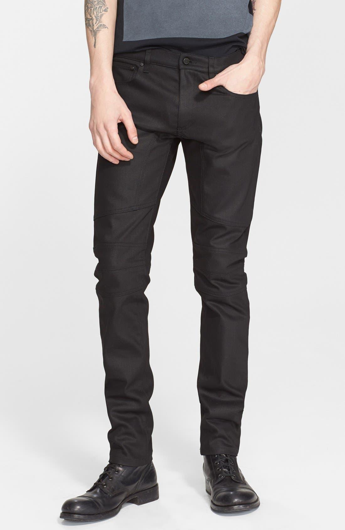 BELSTAFF 'Elmbridge' Slim Fit Moto Jeans