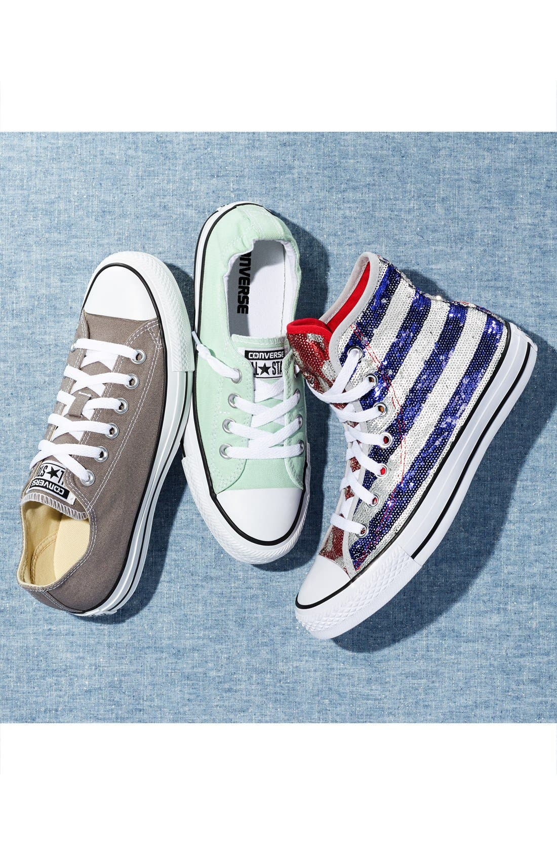 Alternate Image 5  - Converse Chuck Taylor® All Star® Sneaker (Women)