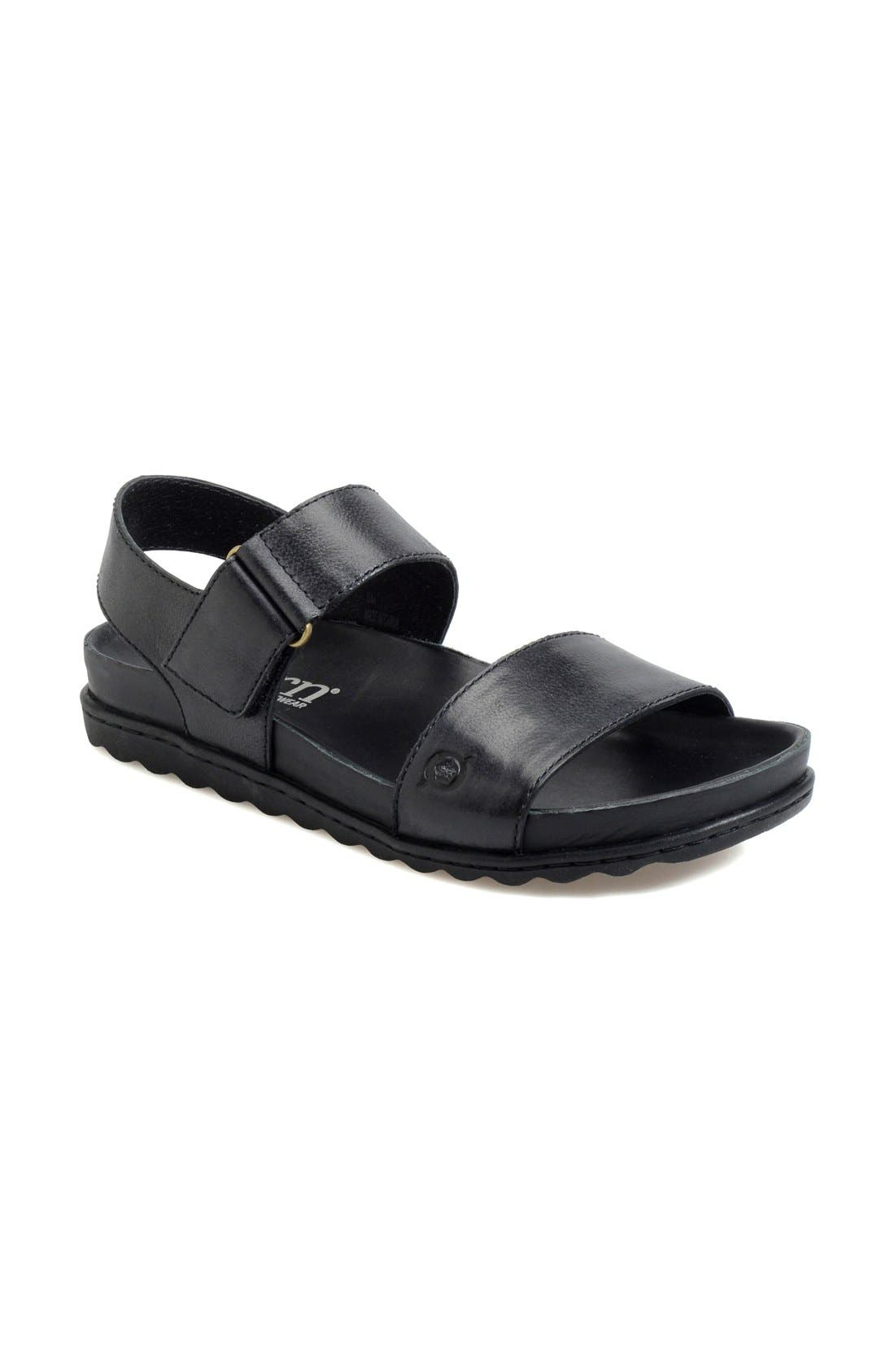 Alternate Image 1 Selected - Børn 'Mardel' Leather Sandal (Women)