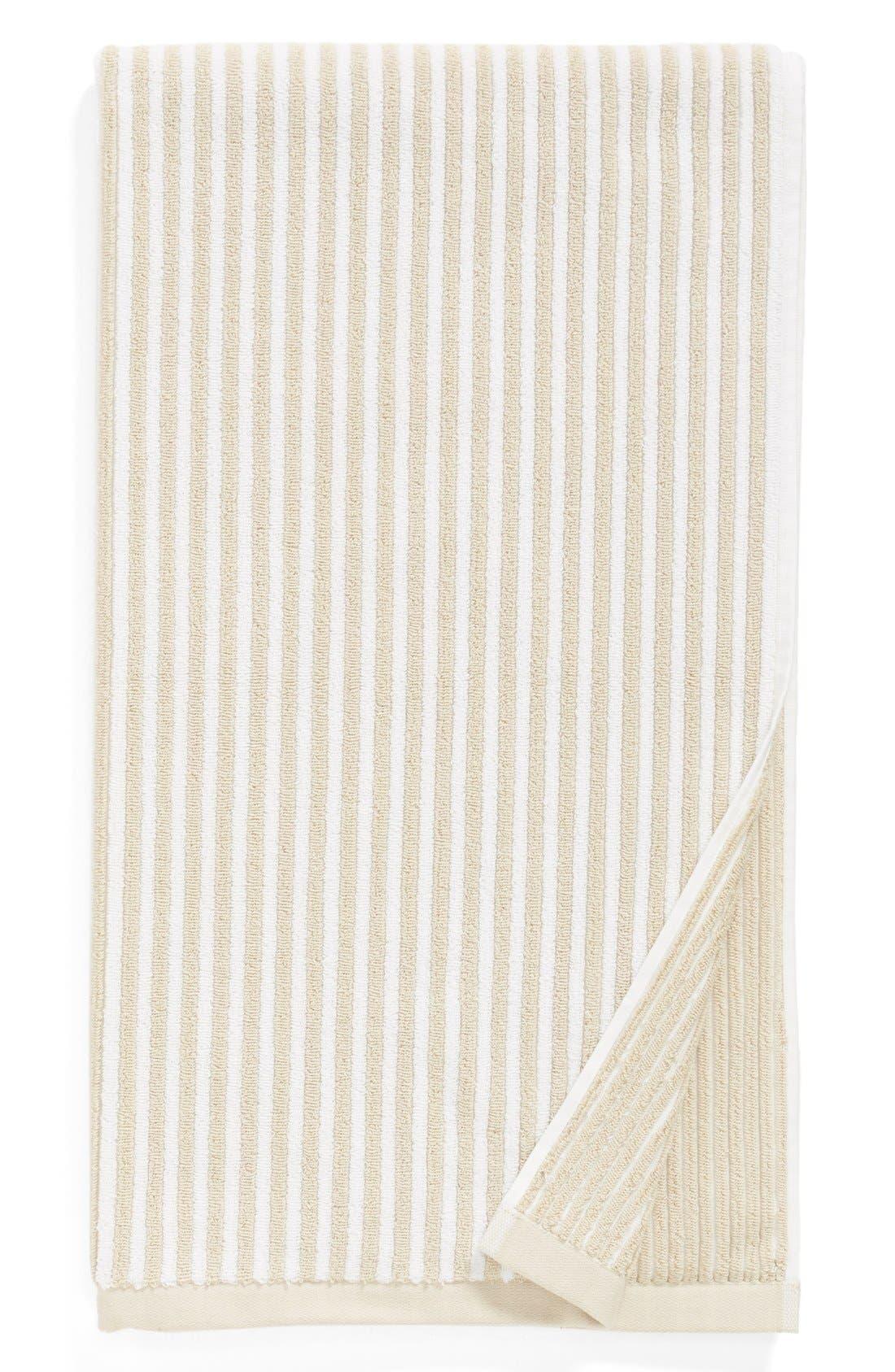 Alternate Image 1 Selected - Nordstrom at Home 'Stria' Bath Towel