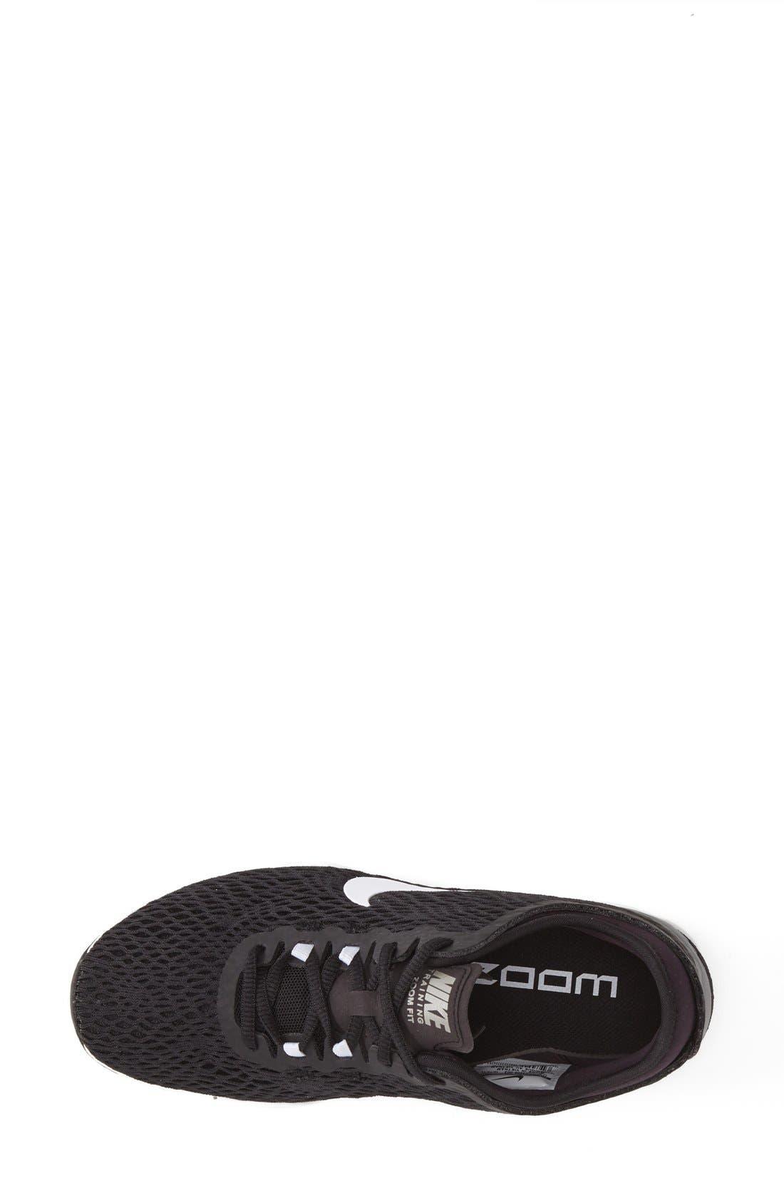 Alternate Image 3  - Nike 'Zoom Fit' Mesh Training Shoe (Women)