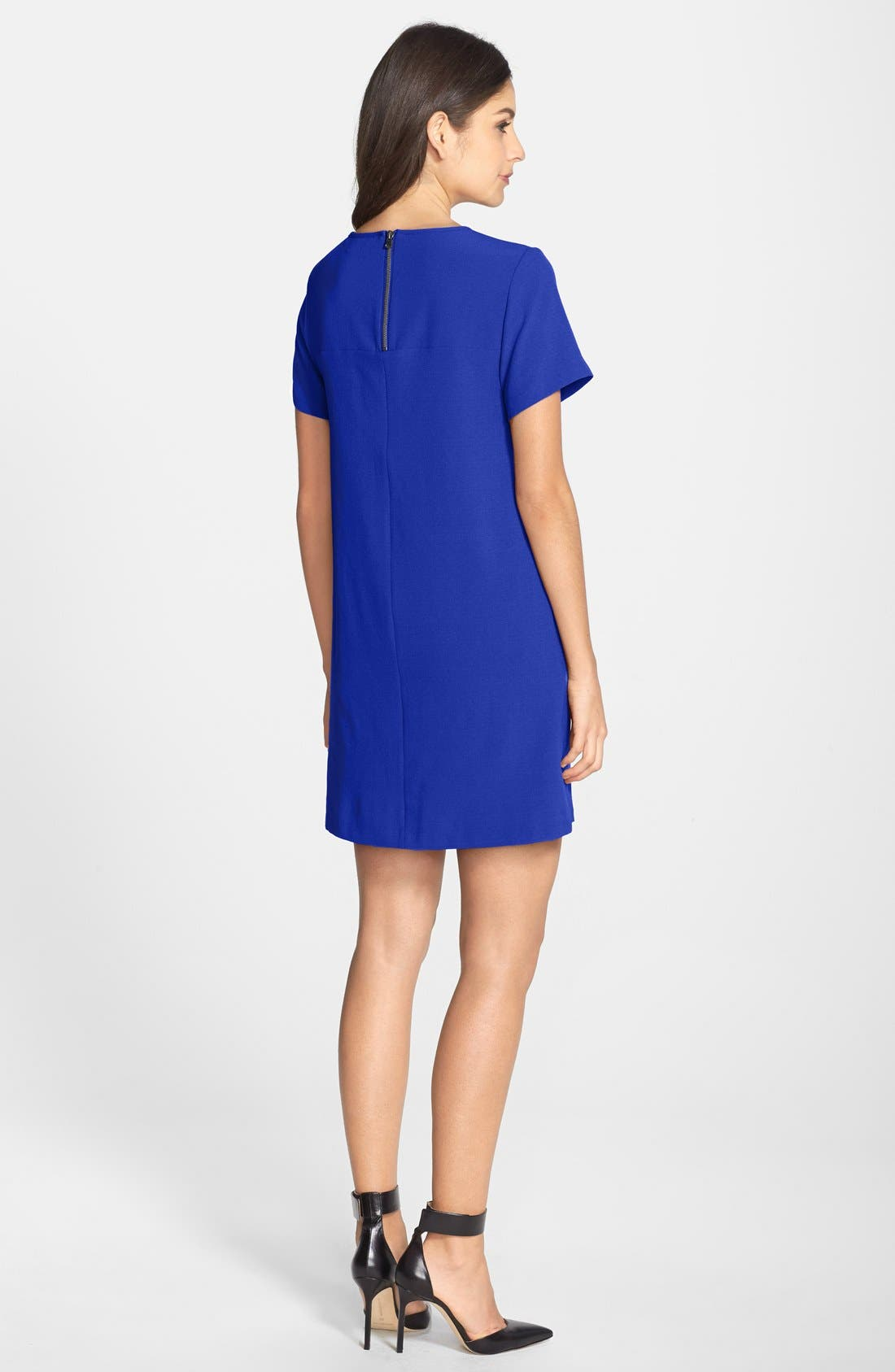 Alternate Image 2  - Felicity & Coco Crepe Shift Dress (Nordstrom Exclusive)