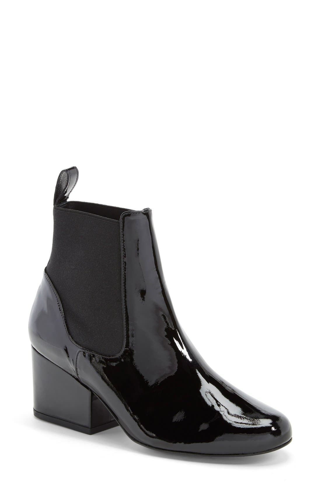 Alternate Image 1 Selected - Robert Clergerie 'Moon' Chelsea Boot (Women)
