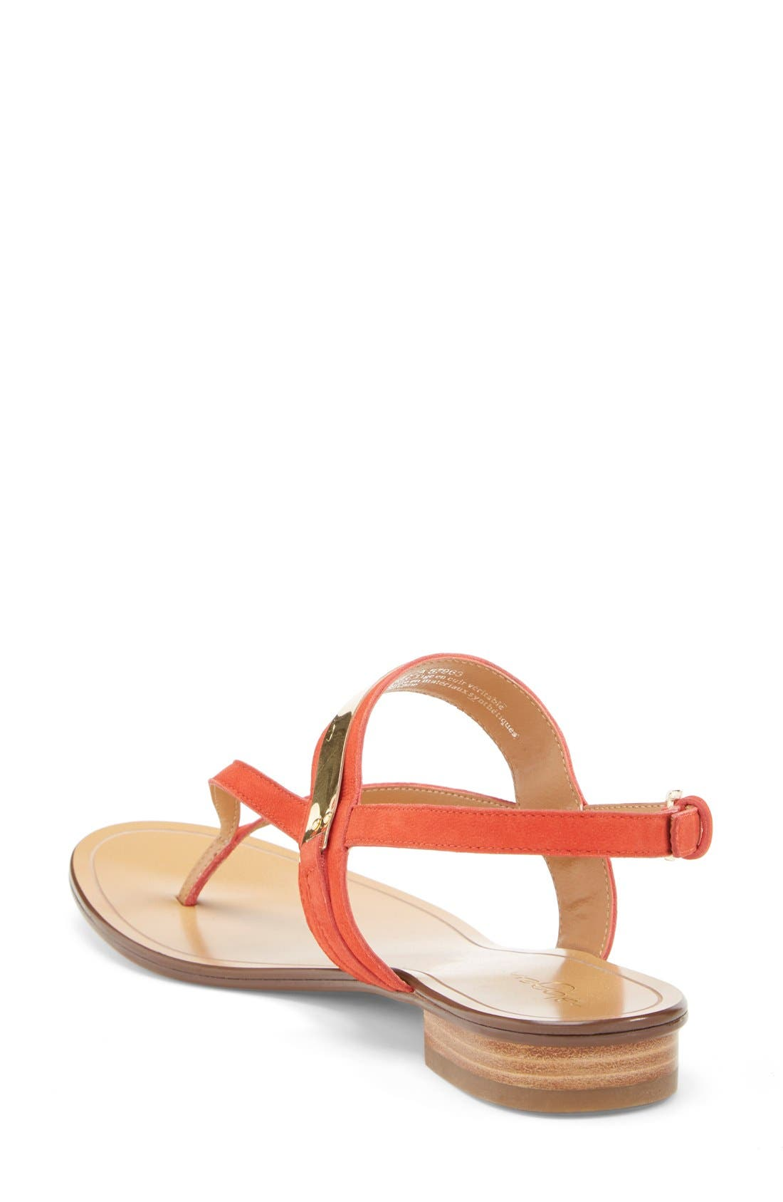 Alternate Image 2  - Halogen® 'Rita' Thong Sandal (Women)